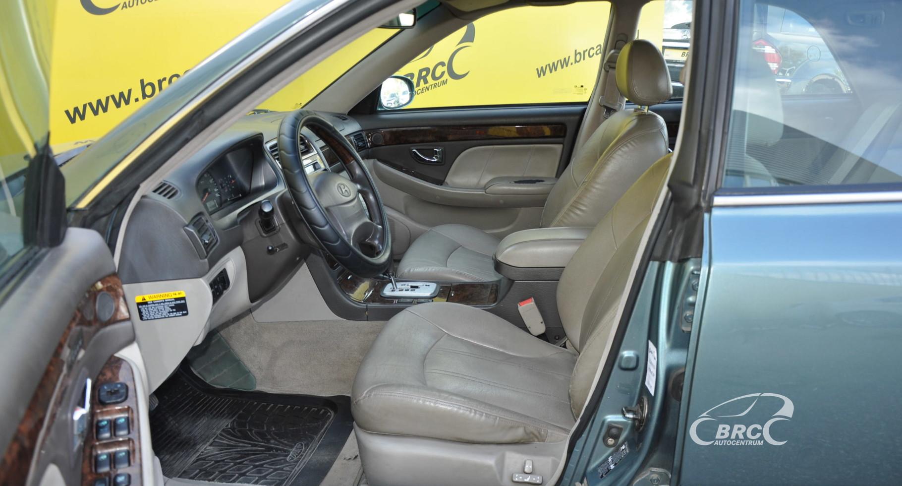 Hyundai XG 350 V6 24V