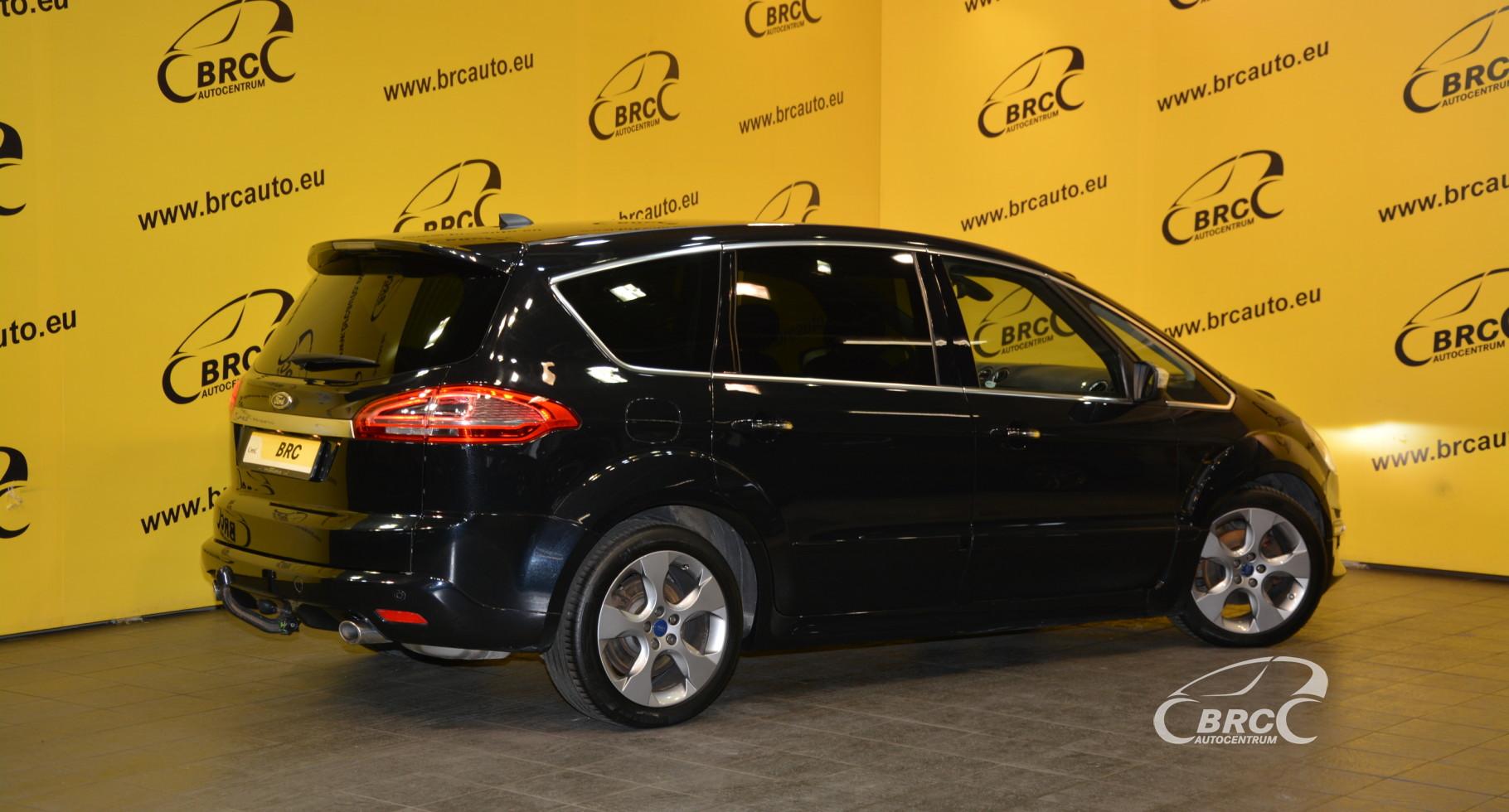 Ford S-Max 2.2TDCi Titanium