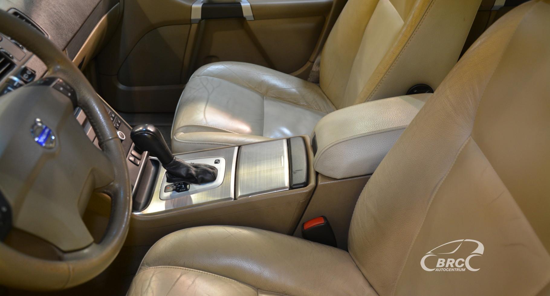 Volvo XC 90 2.4 D5 AWD Automatas