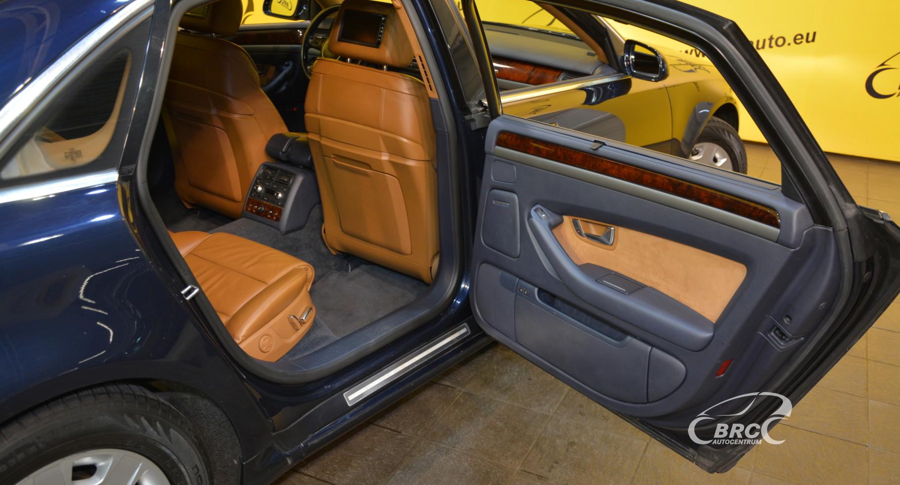 Audi A8 L 4.0 TDI Quattro Automatas