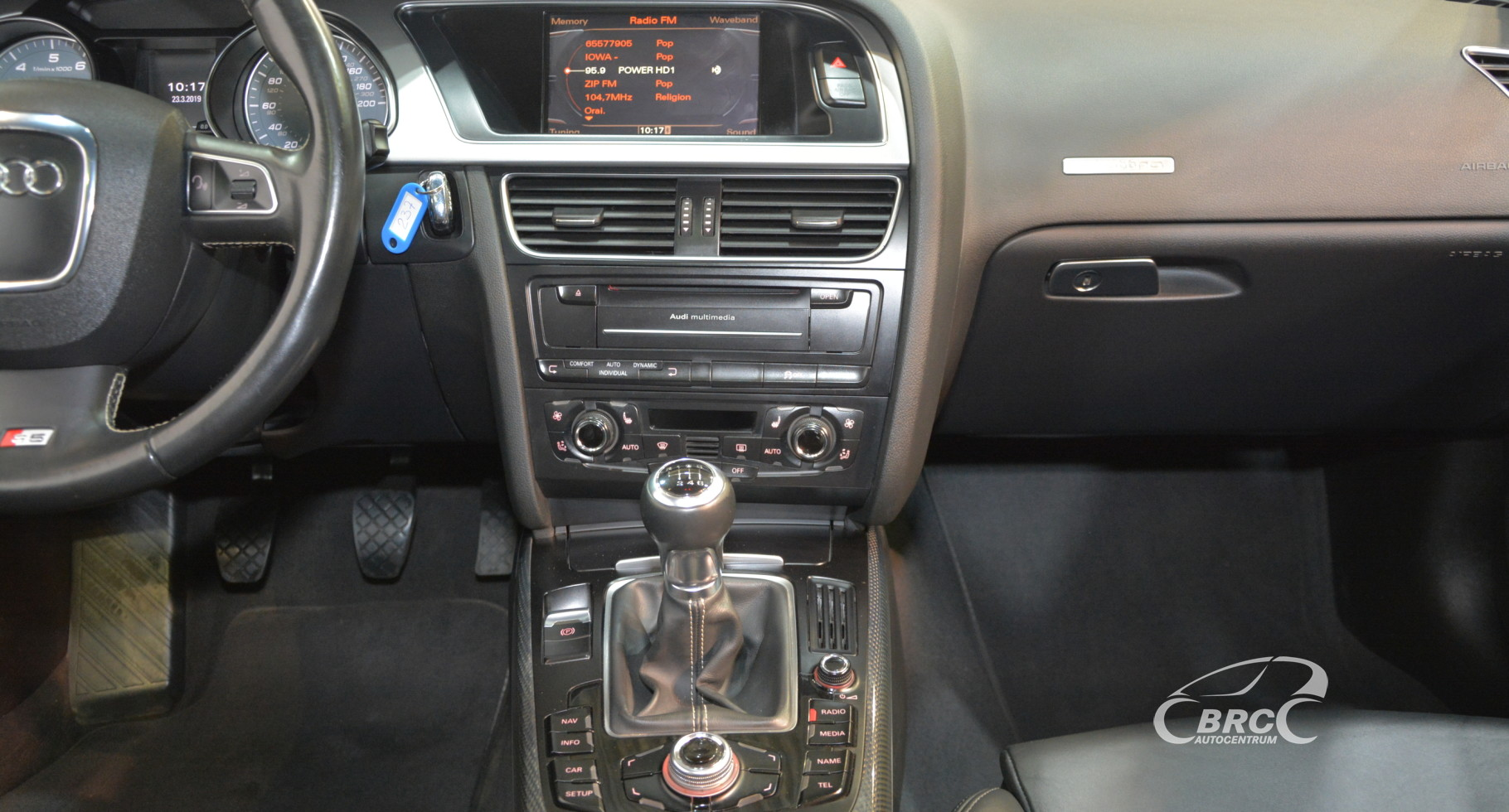 Audi S5 4.2 Coupe Quattro