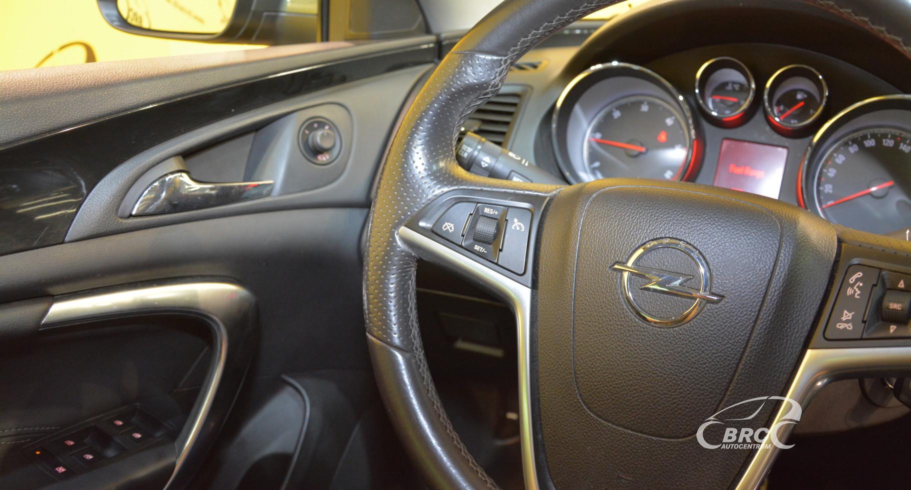 Opel Insignia 20 Cdti Tourer Sport Automatas Id 804426 Brc Gt Tachometer Wiring Diagram