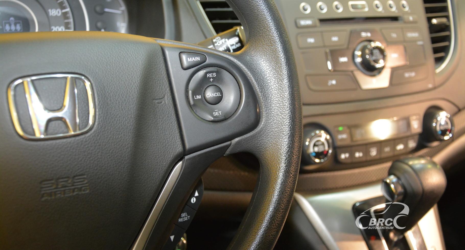 Honda CR-V 2 2 i-DTEC Automatas (ID: 804475) | BRC Autocentrum