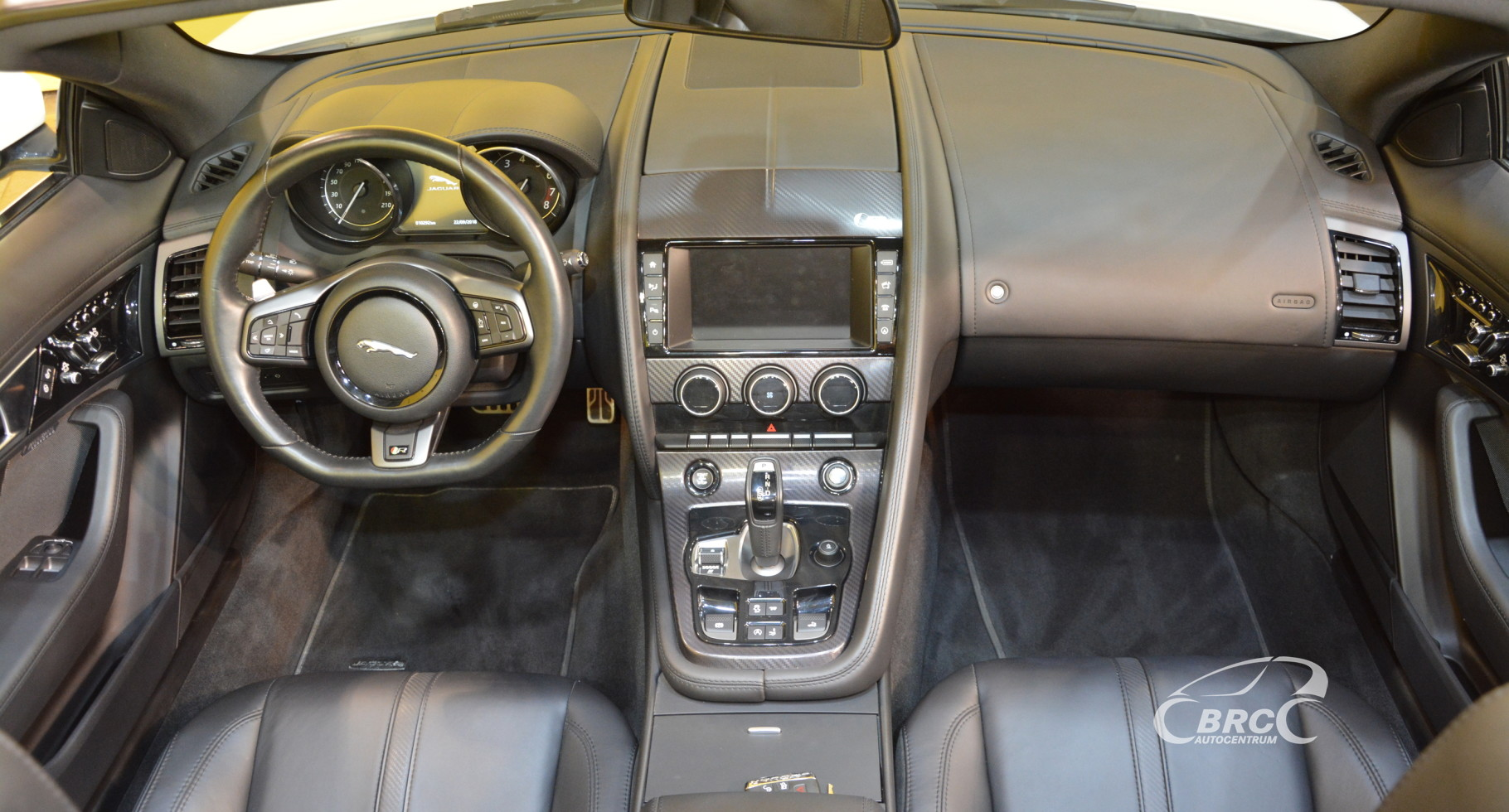 Jaguar F-Type R AWD Cabrio Automatas