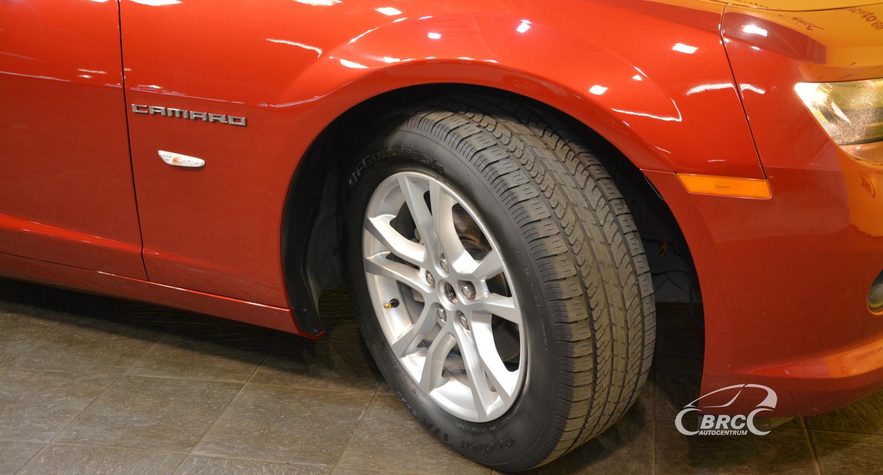Chevrolet Camaro 3.6 A...