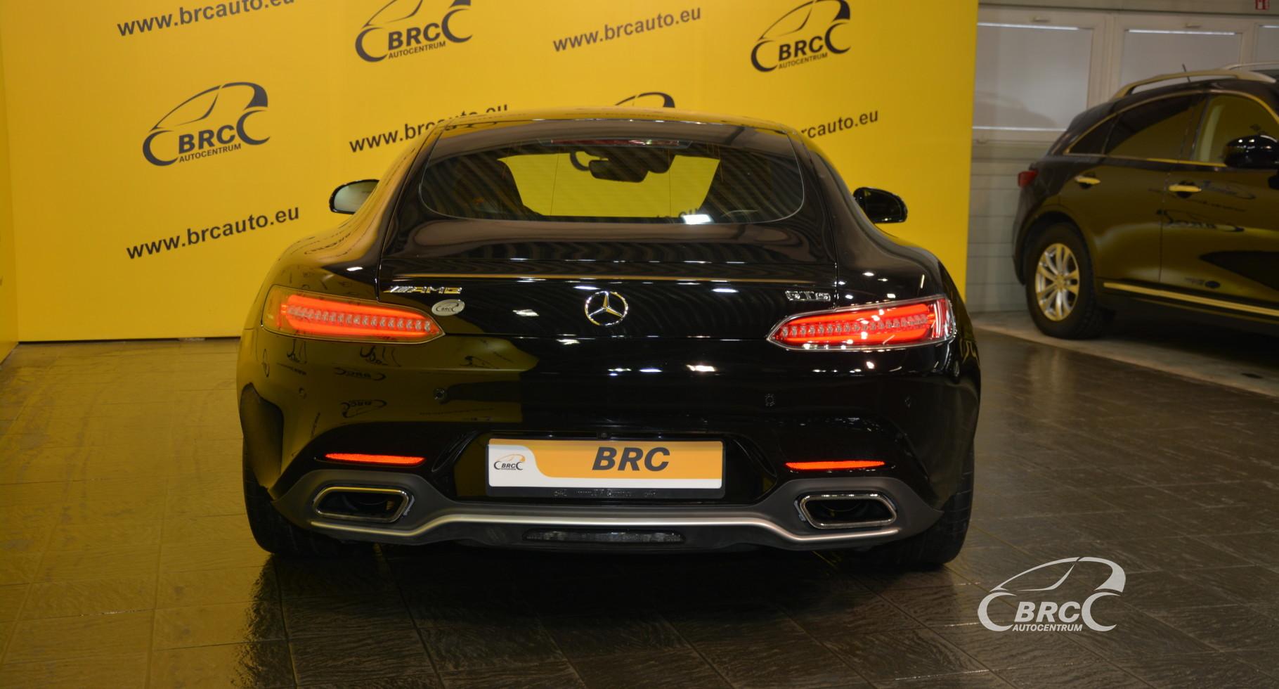 Mercedes-Benz AMG GT S Coupe V8 Biturbo