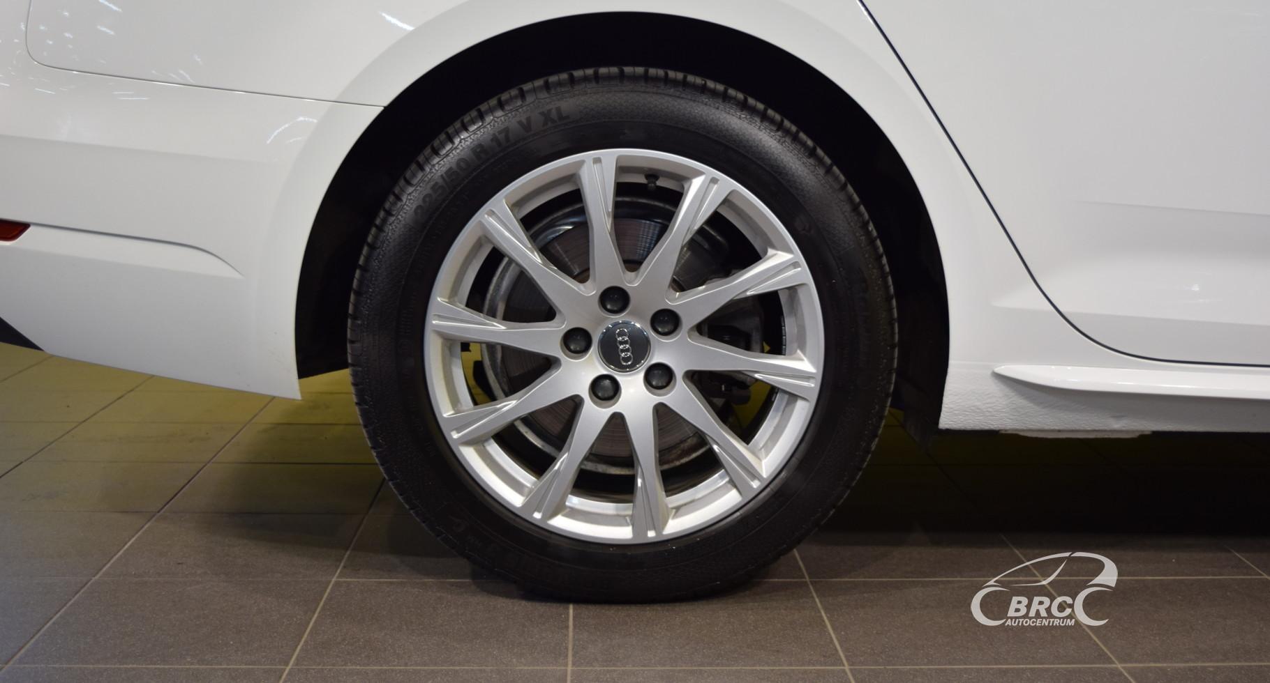 Audi A4 Avant Quattro