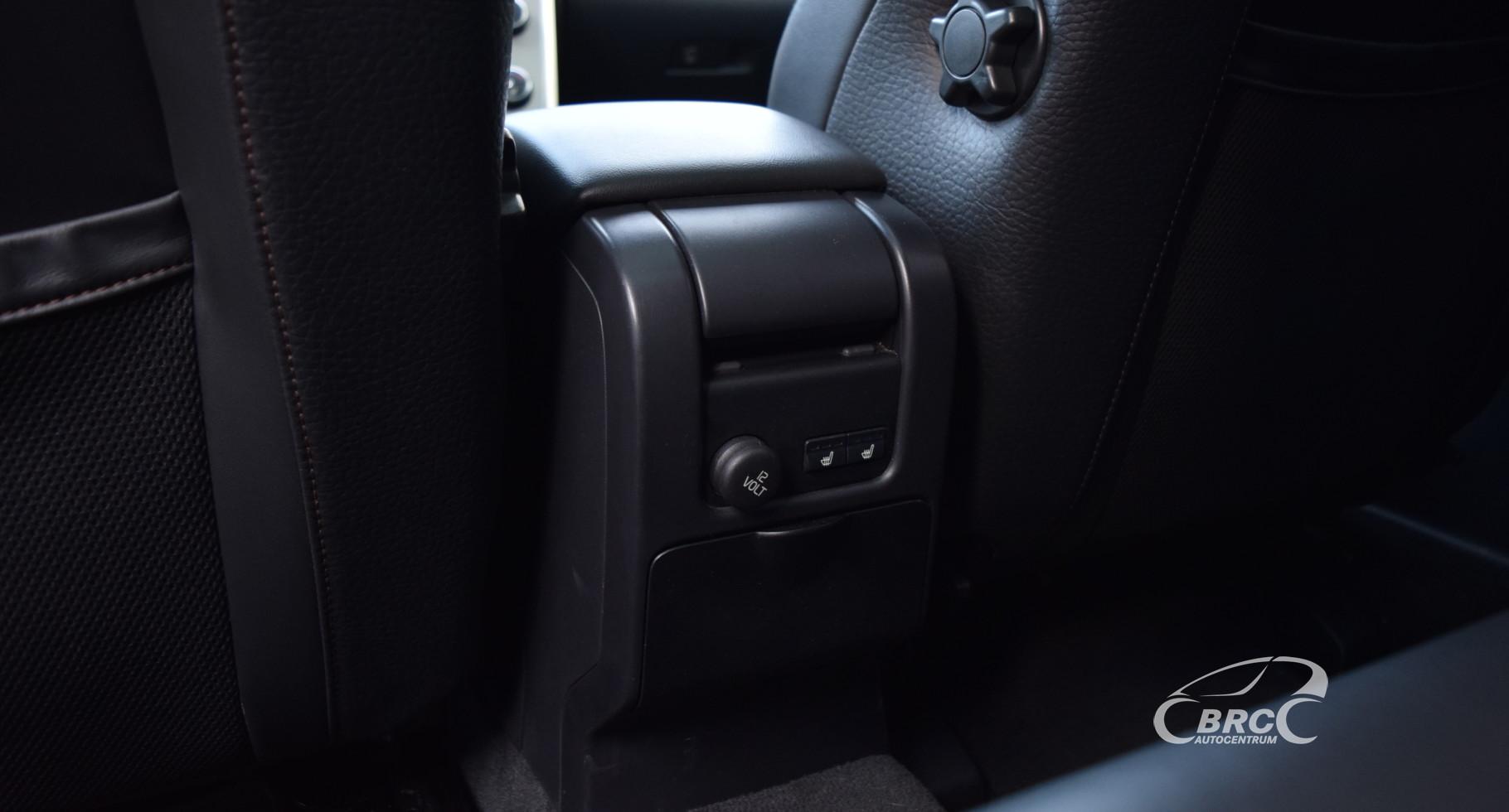 Volvo XC 60 Summum D5 AWD