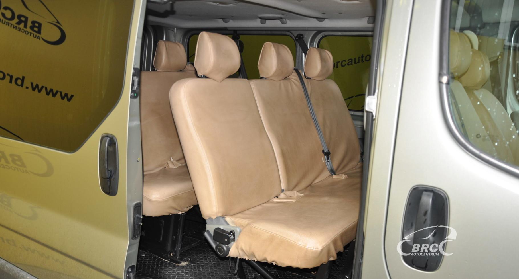 Opel Vivaro 2.0 CDTI 2900
