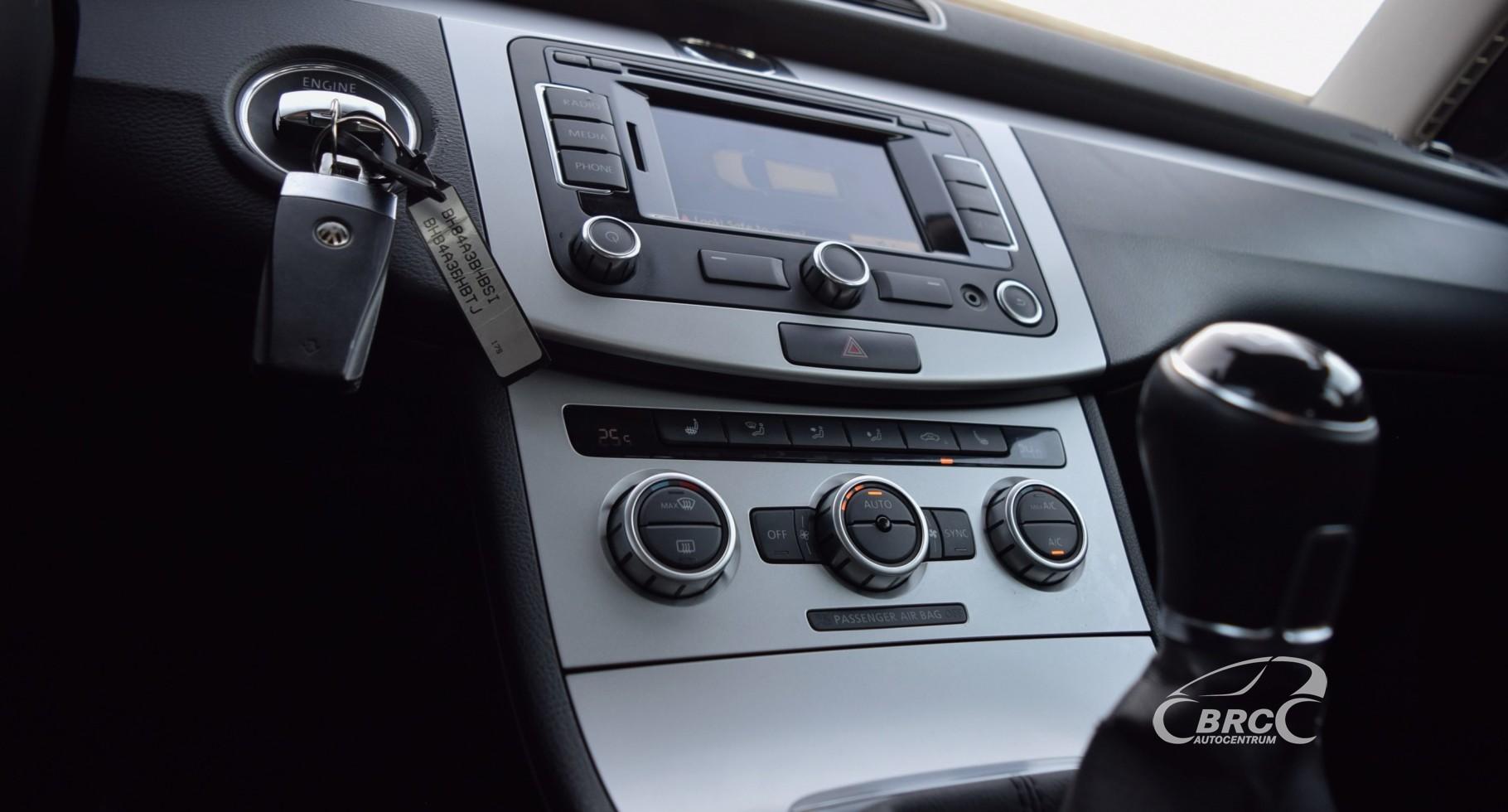 Volkswagen Passat Variant Bluemotion