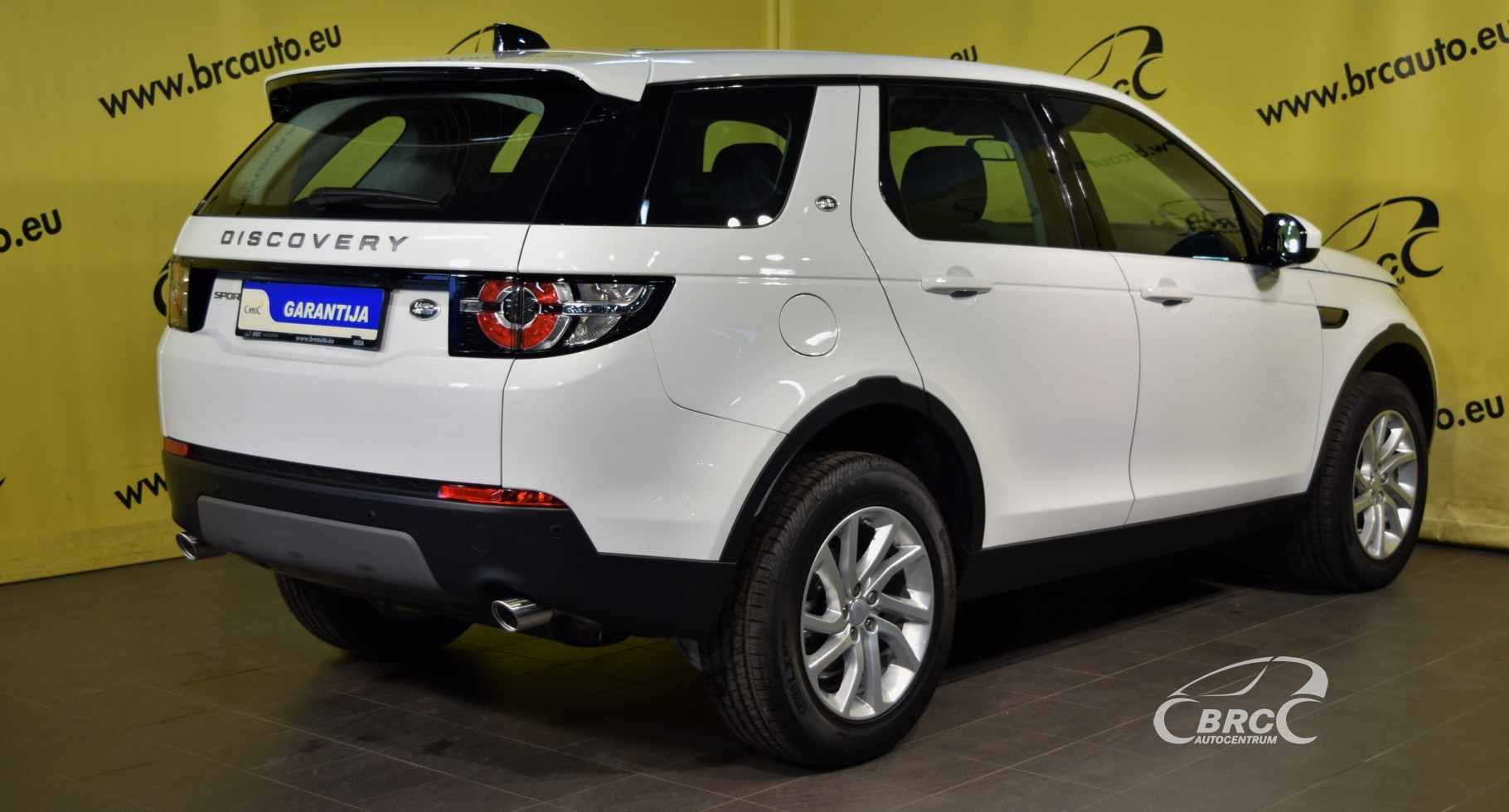 Land-Rover Discovery Sport