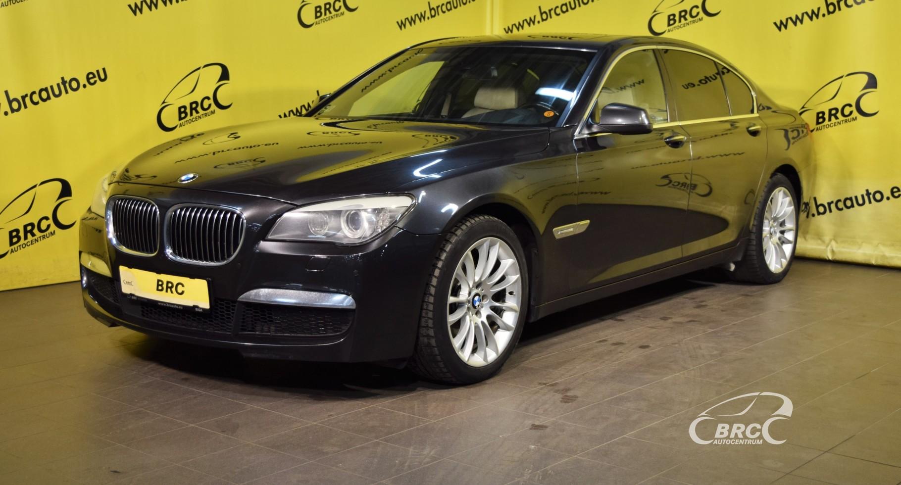 BMW 730 D M-Paket