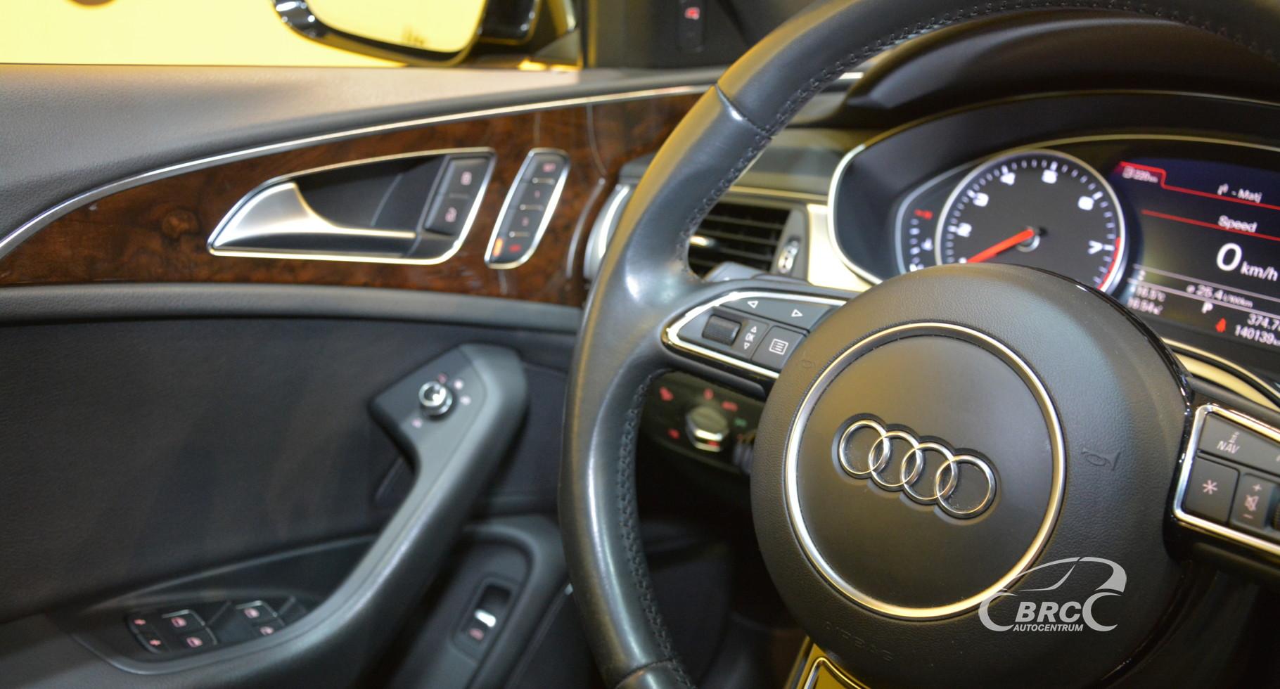 Audi A6  2.0TFSI S-Line Automatas