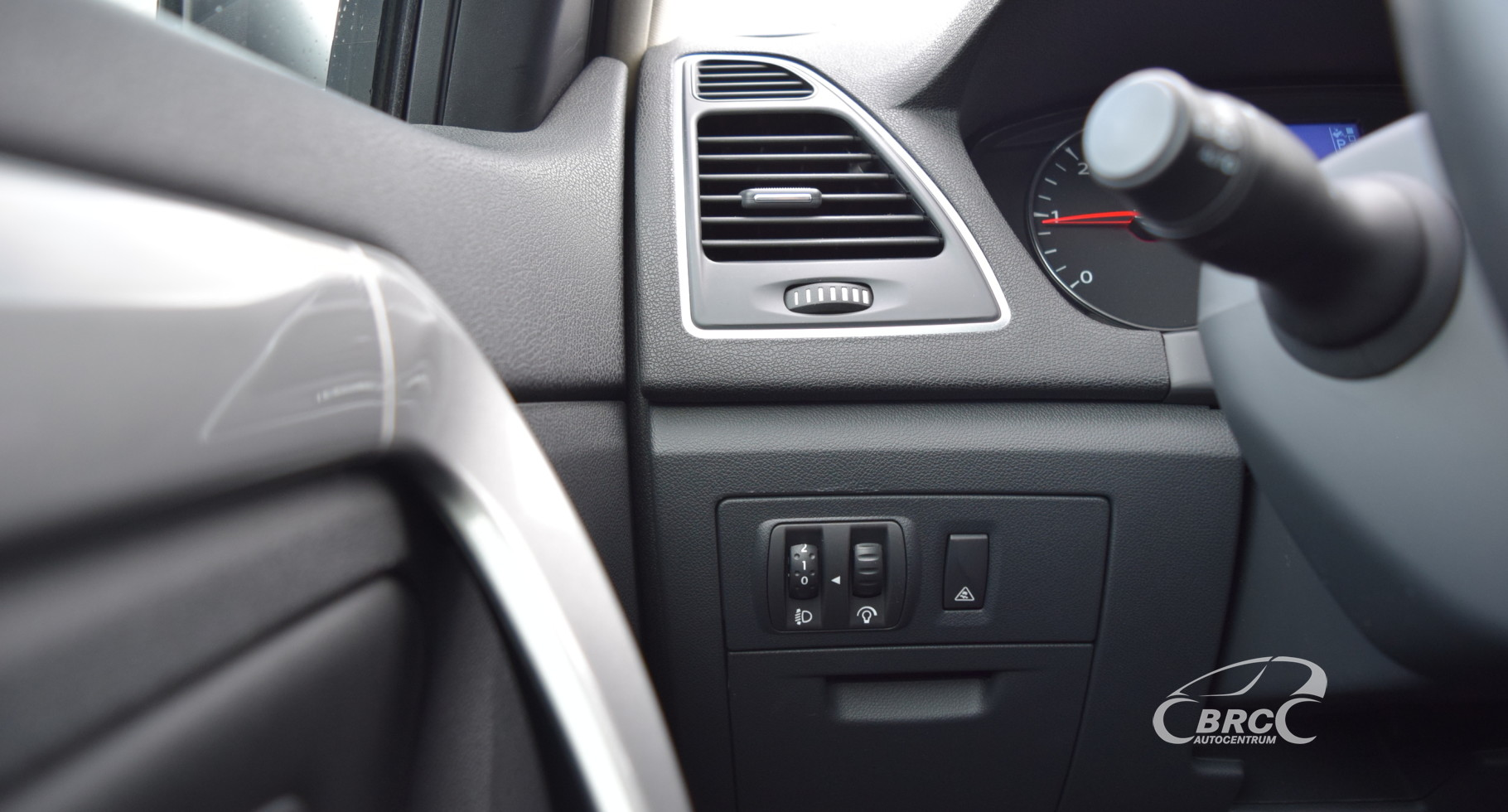 Renault Laguna 4 Control