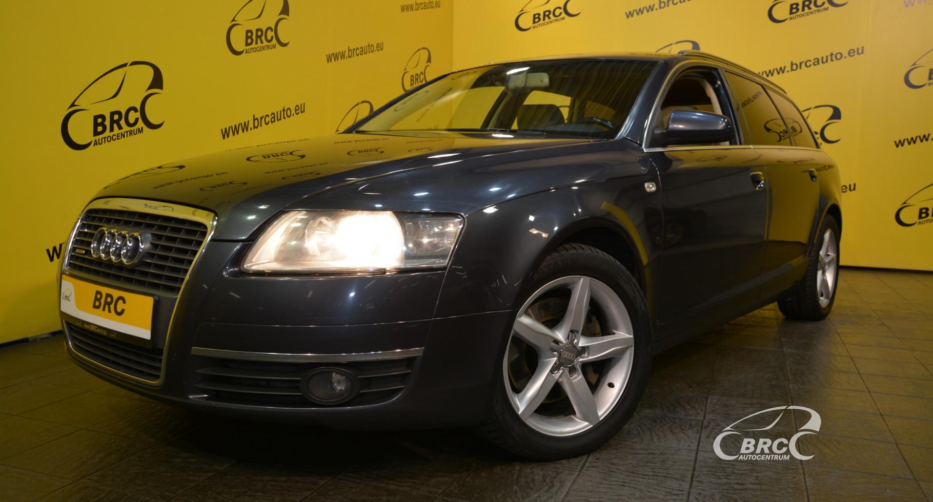 Audi A6 Avant 3.0TDI Quattro Automatas