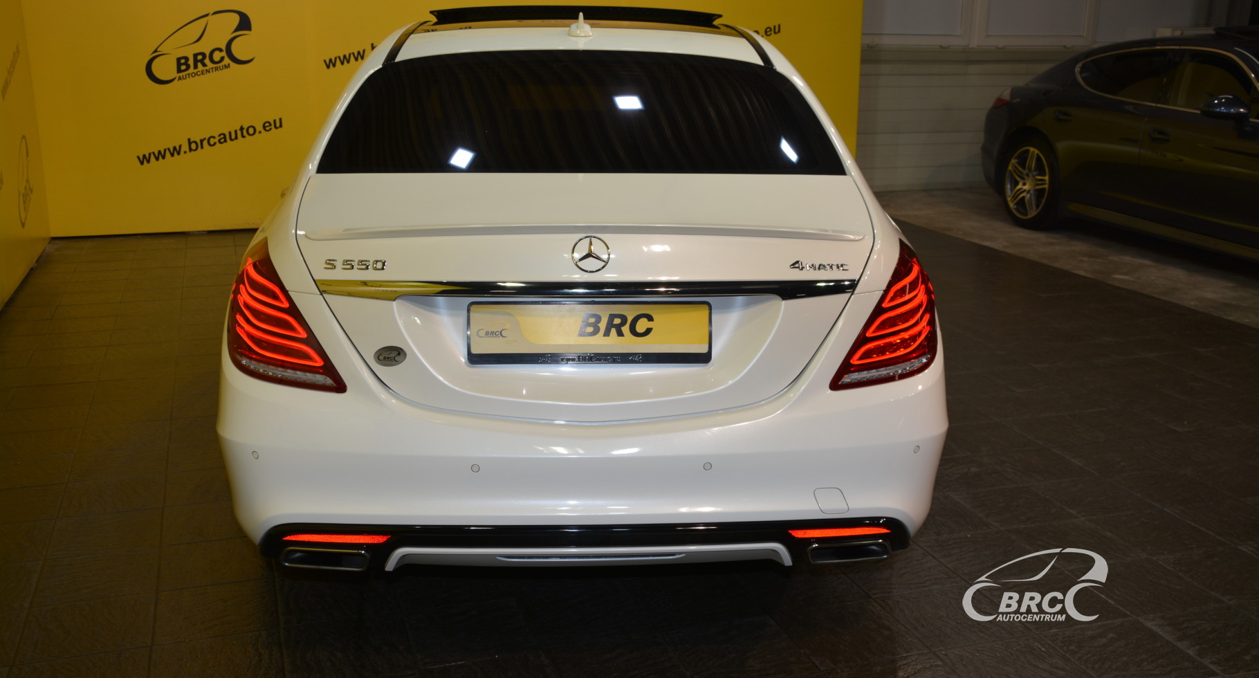Mercedes-Benz S 550 4 MATIC Automatas