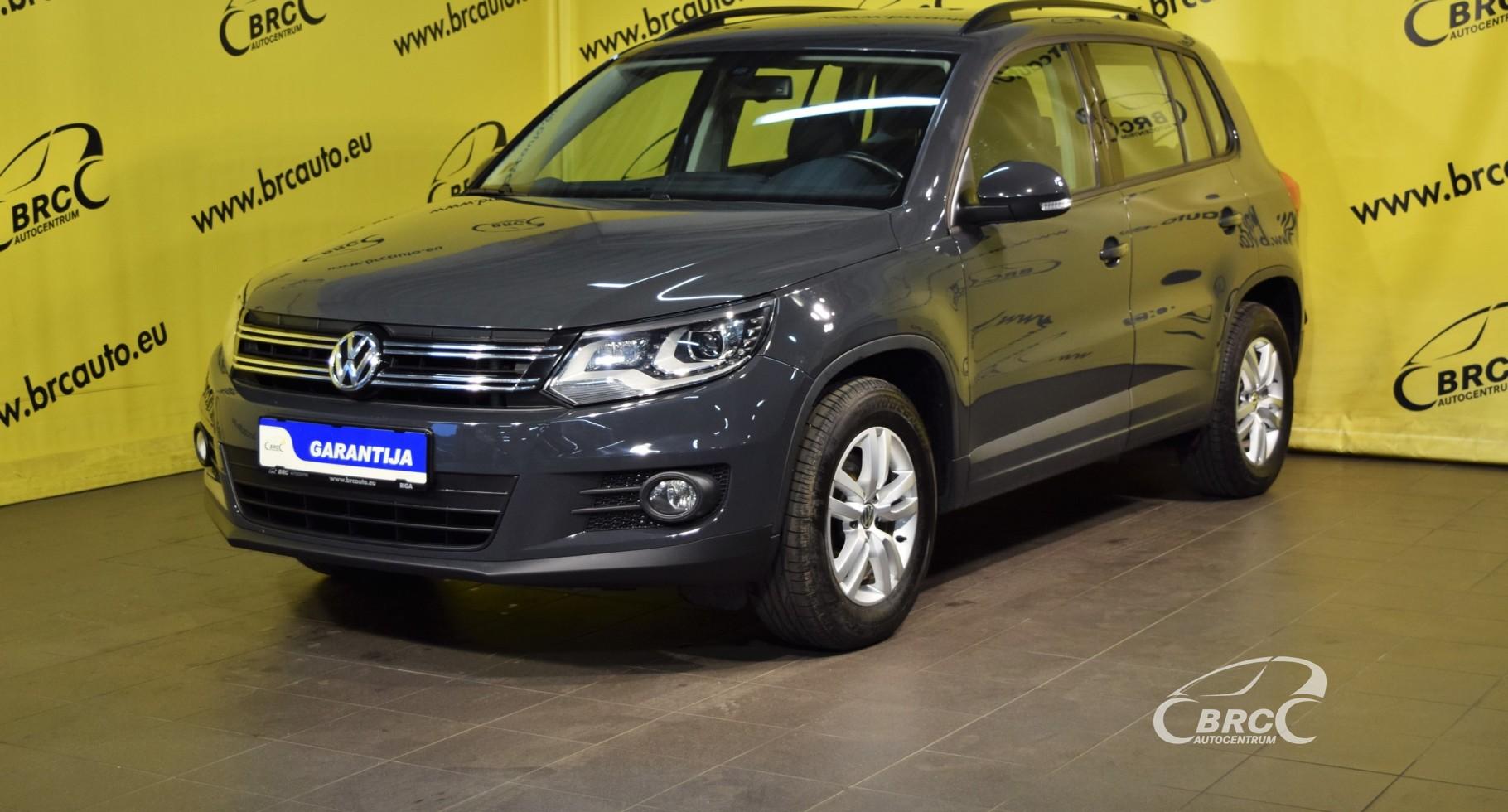 Volkswagen Tiguan TDI MT