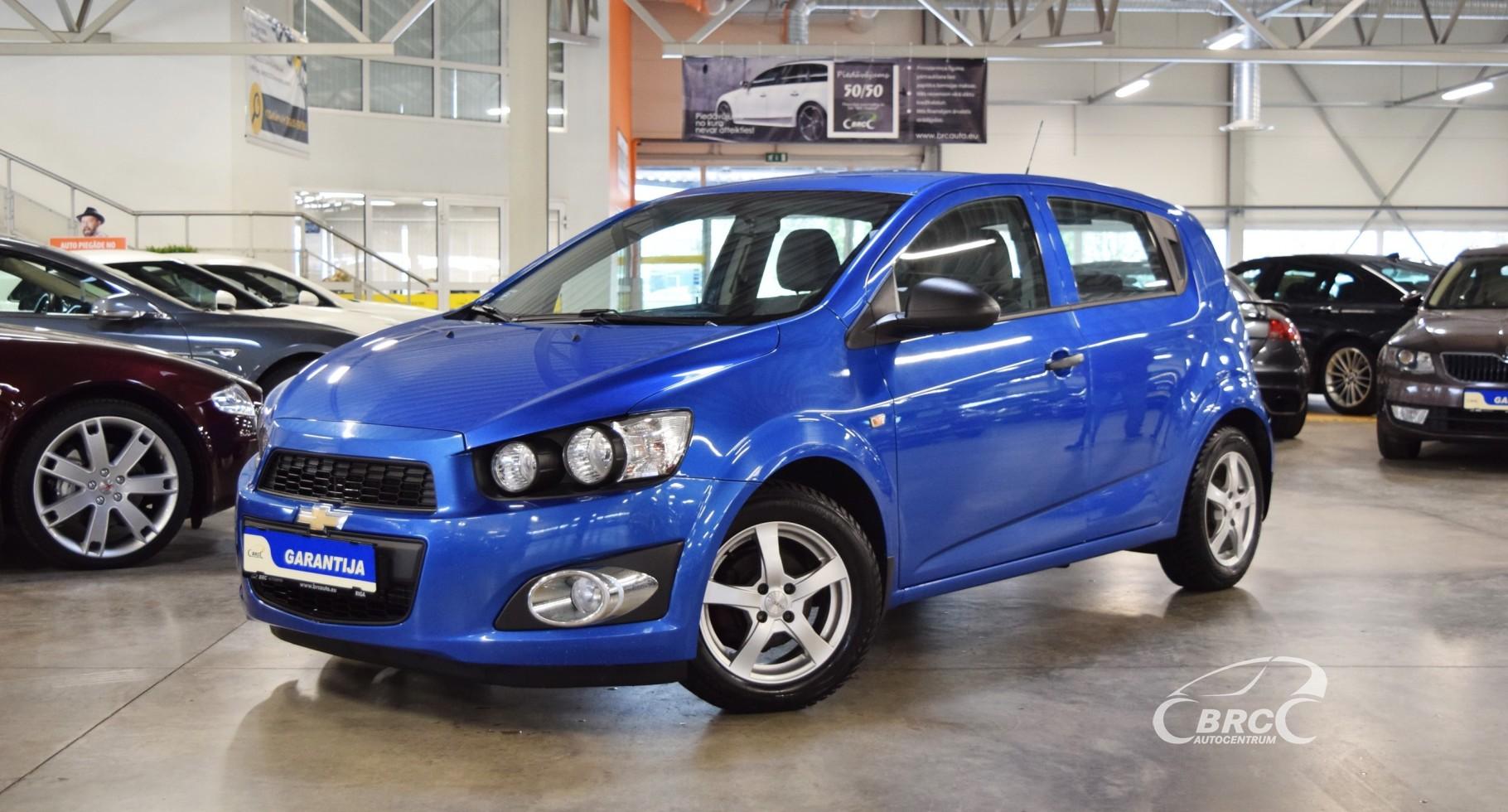 Chevrolet Aveo ET M/T