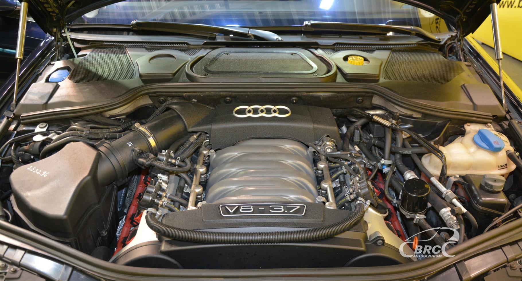Audi A8 Quattro Automatas DUJOS