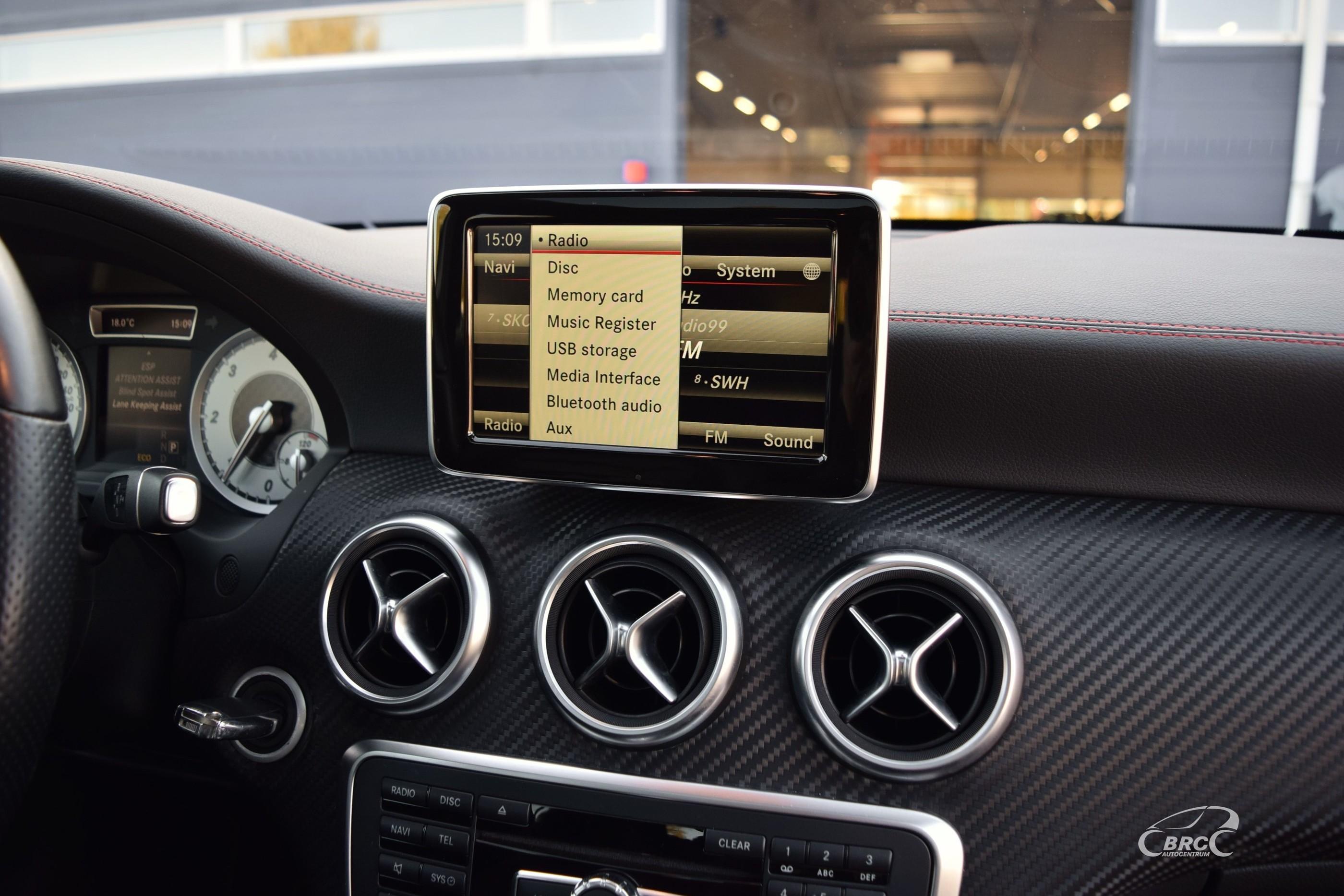 Mercedes-Benz A 200 AMG Design CDi