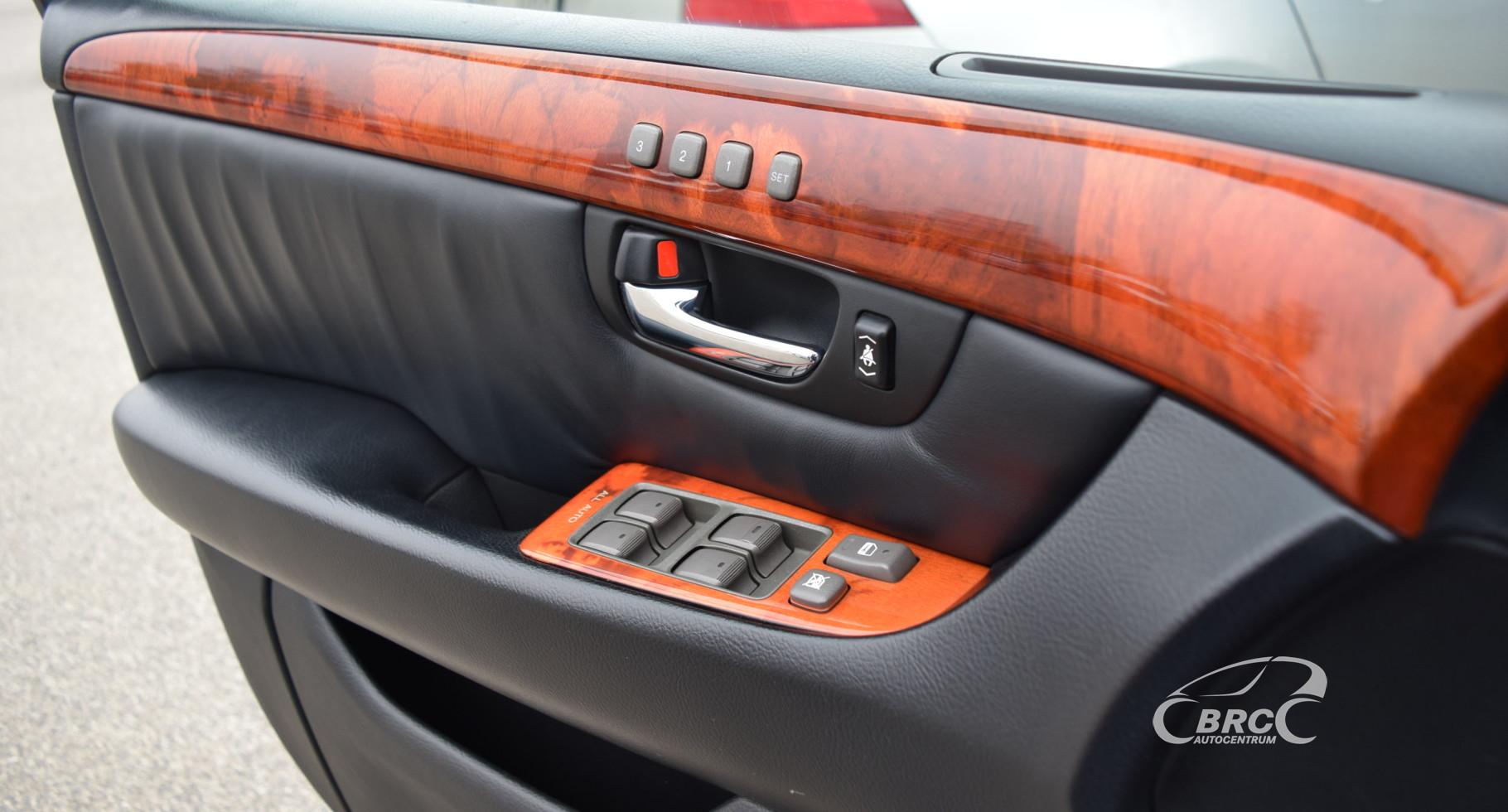 Lexus LS 430 VVT-i