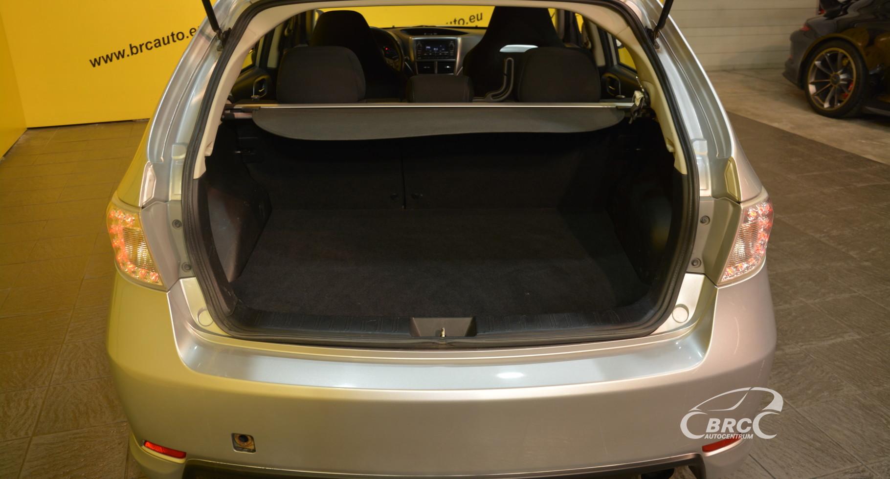 Subaru Impreza 2.0 Boxer