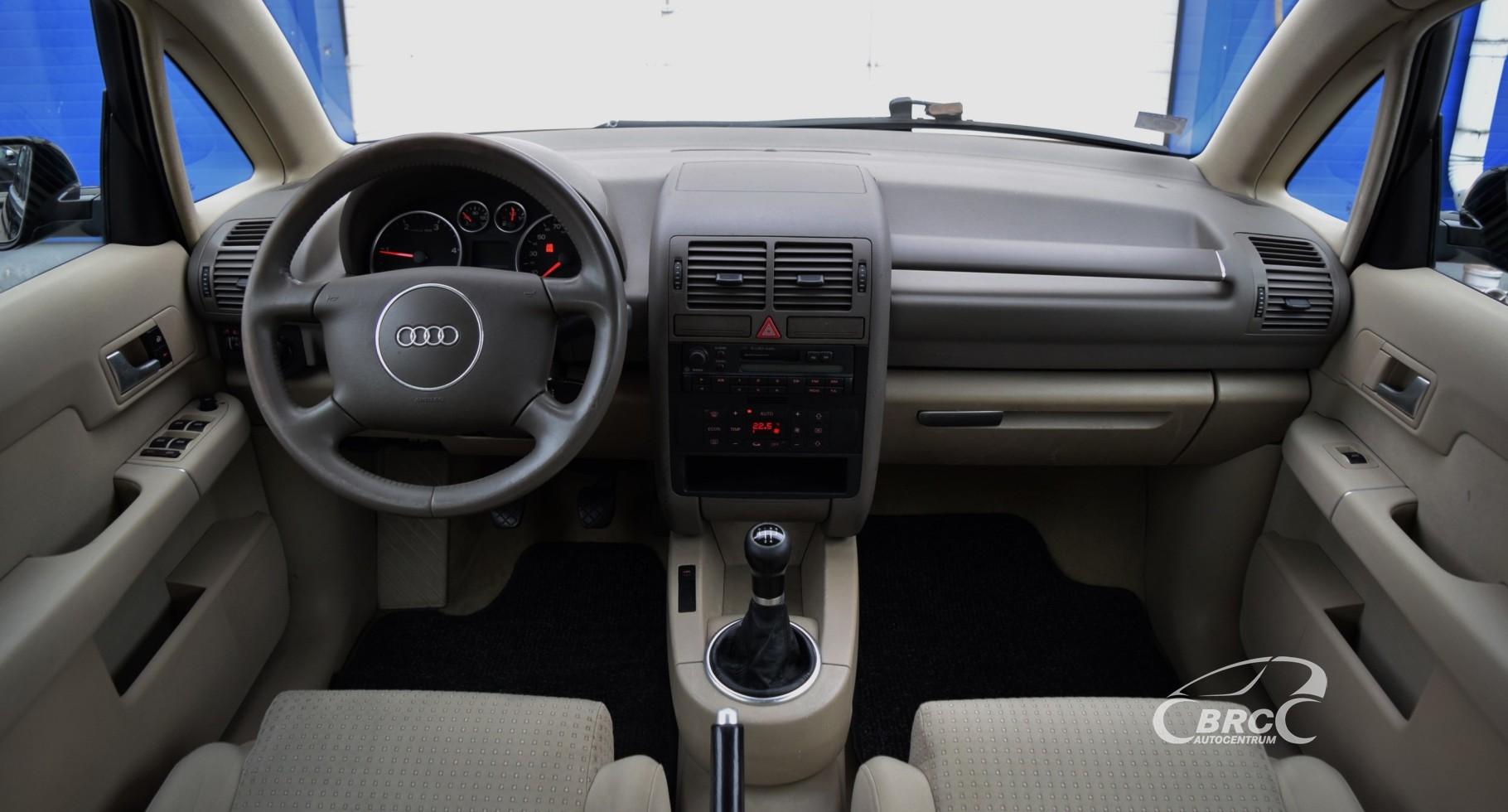 Audi A2 TDI
