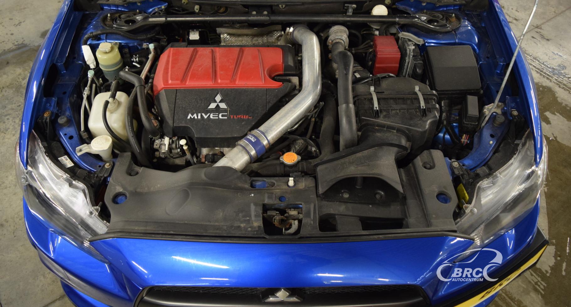 Mitsubishi Lancer Evolution X FQ400 400hp