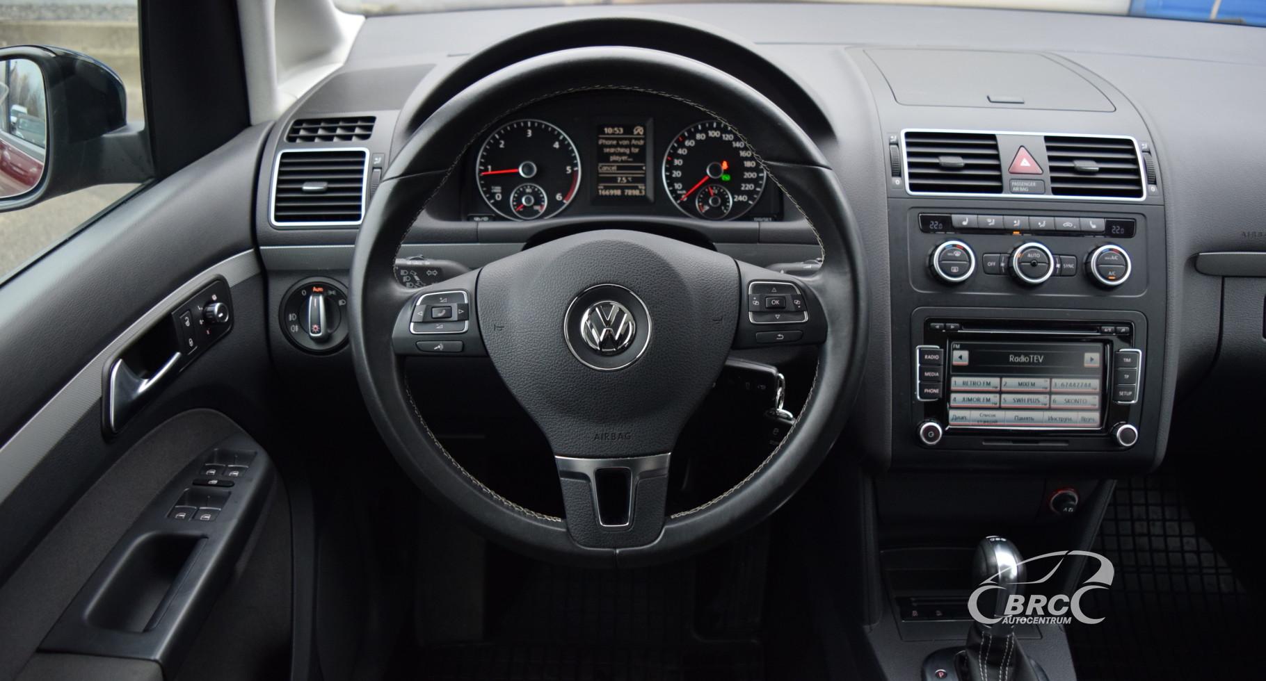 Volkswagen Touran Match DSG