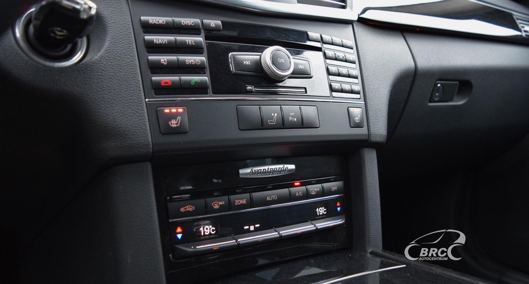 Mercedes-Benz E 350 Avantgarde