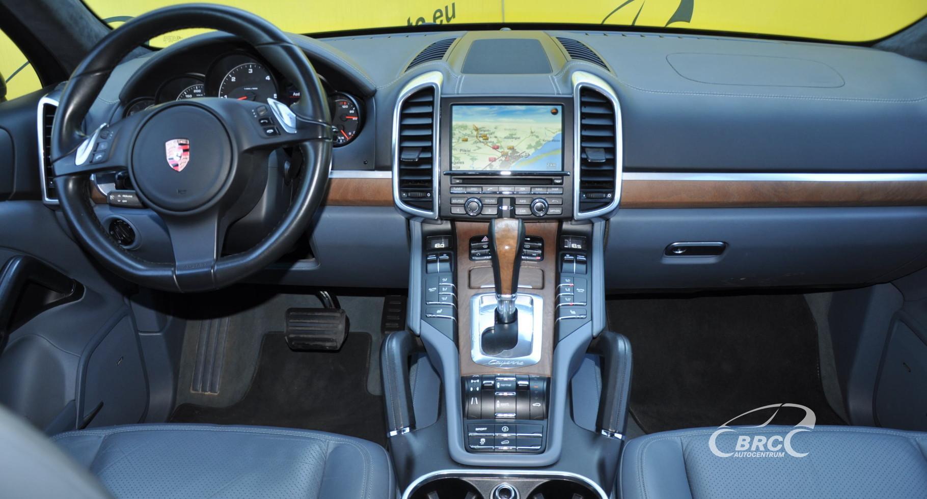 Porsche Cayenne Diesel 3.0 4x4 Automatas