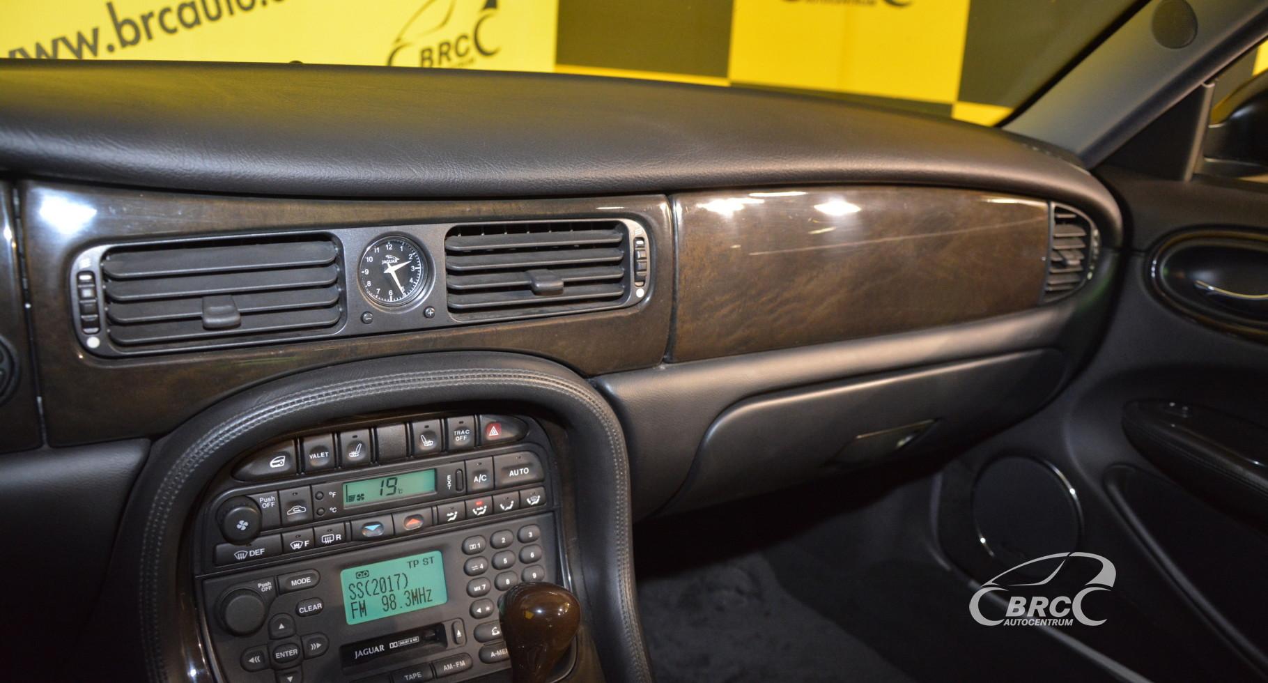 Jaguar XJR 4.0i V8 Supercharged Automatas