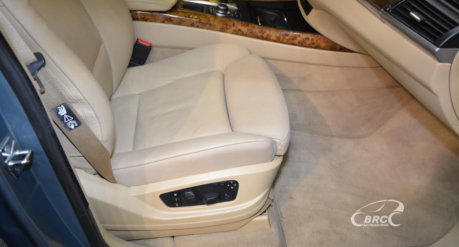 BMW X5 xDrive35 Automatas