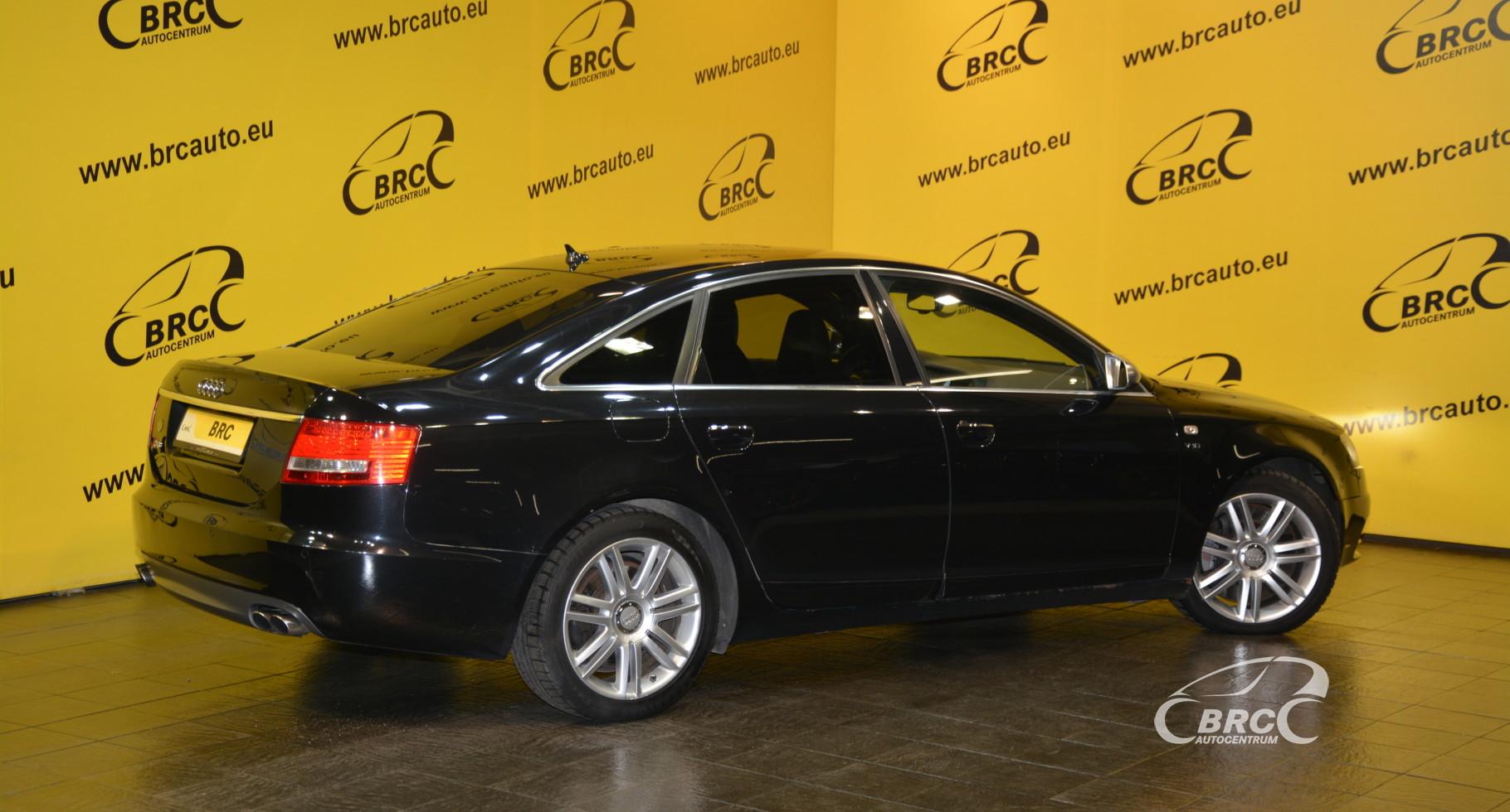 Audi S6 5.2 V10 Quattro Automatas