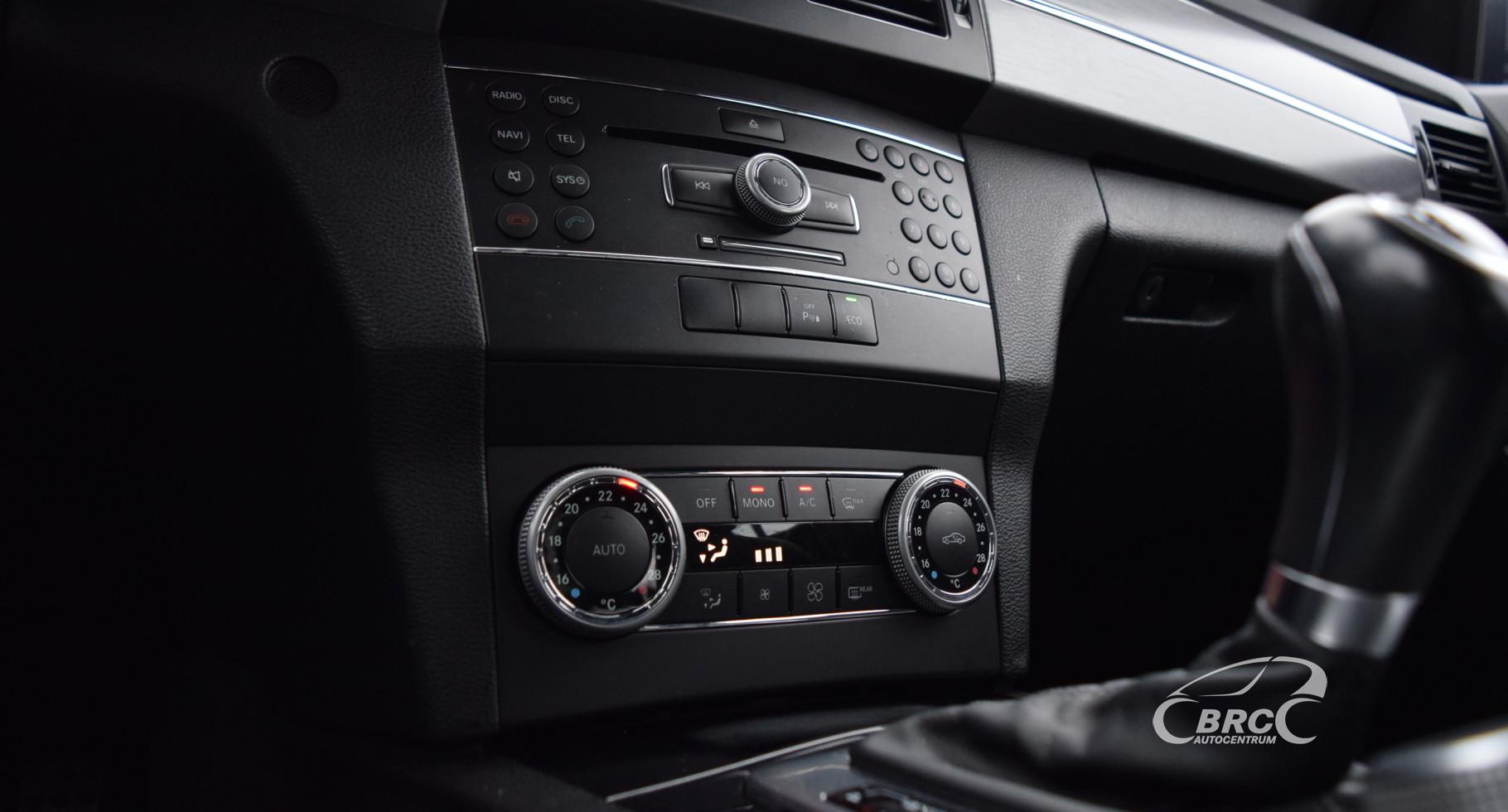 Mercedes-Benz GLK 220 BlueEfficiency