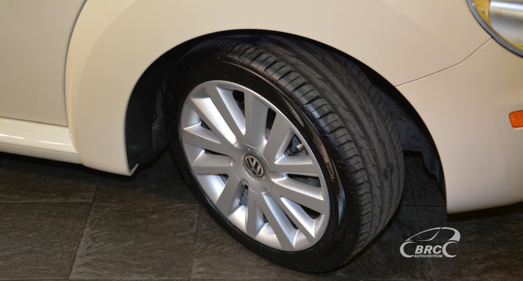 Volkswagen Beetle Cabrio Automatas