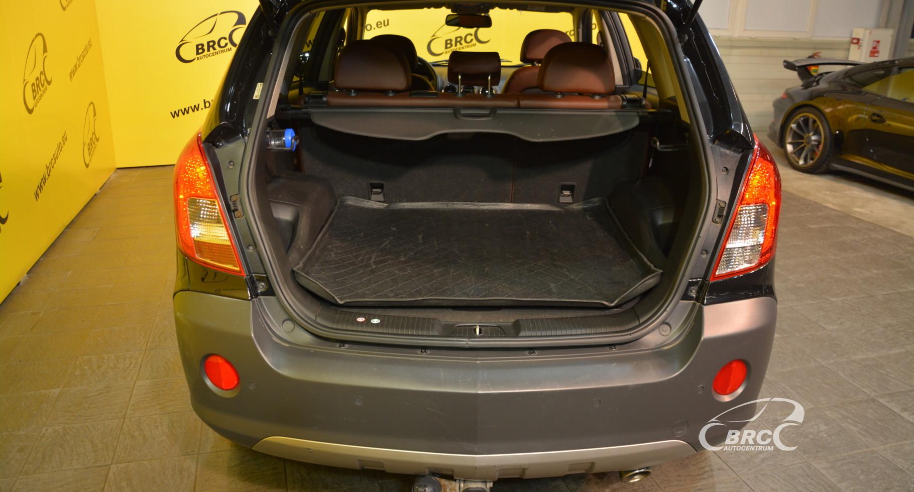 Opel Antara 2.2 CDTI 4x4 Automatas