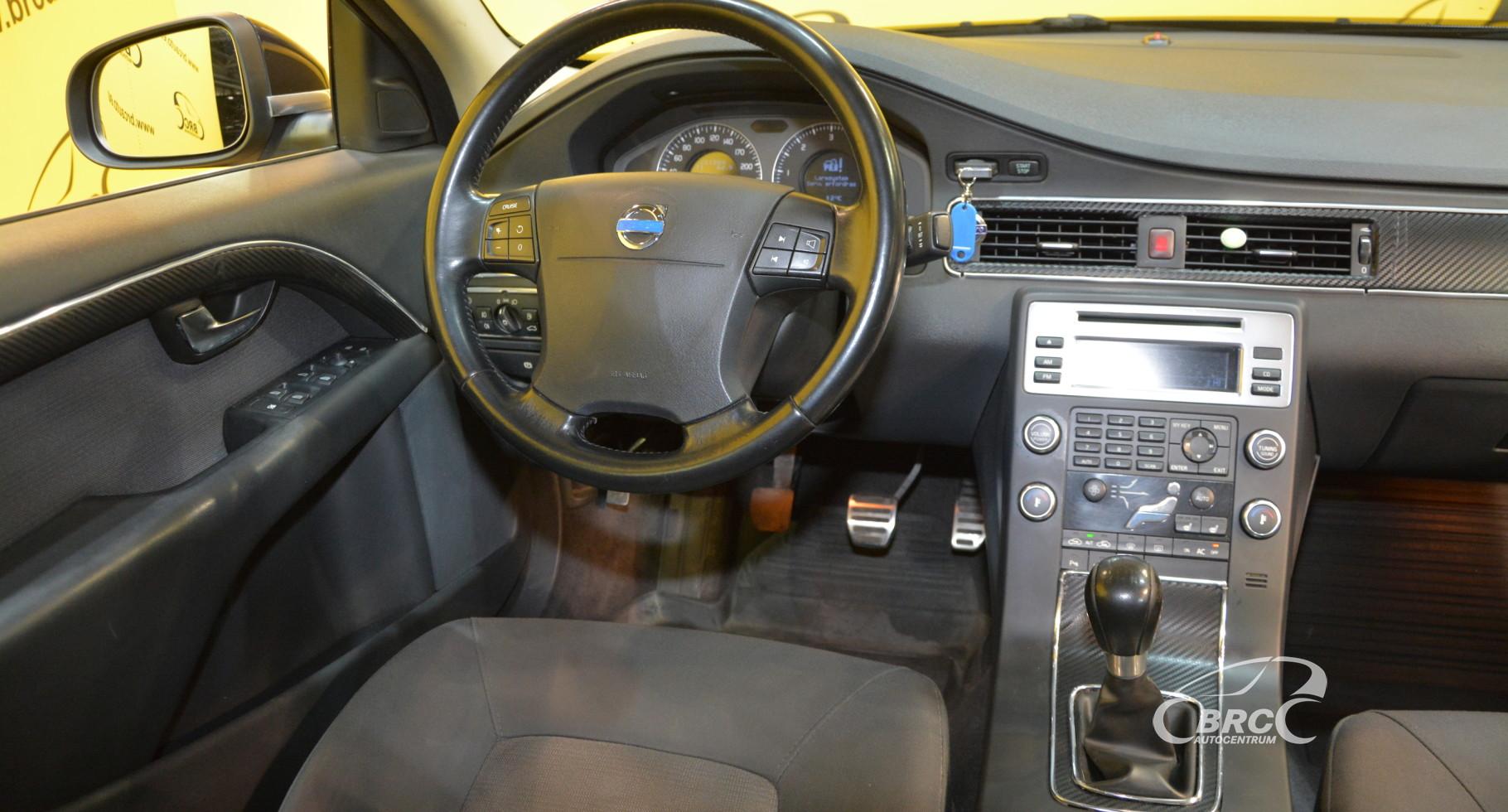 Volvo S80 2.4D