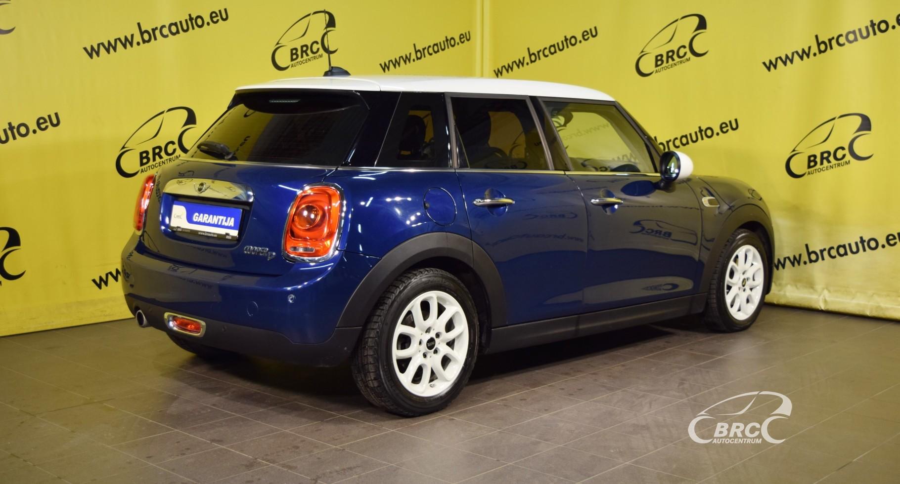 Mini Cooper D Id 806572 Brc Autocentrum