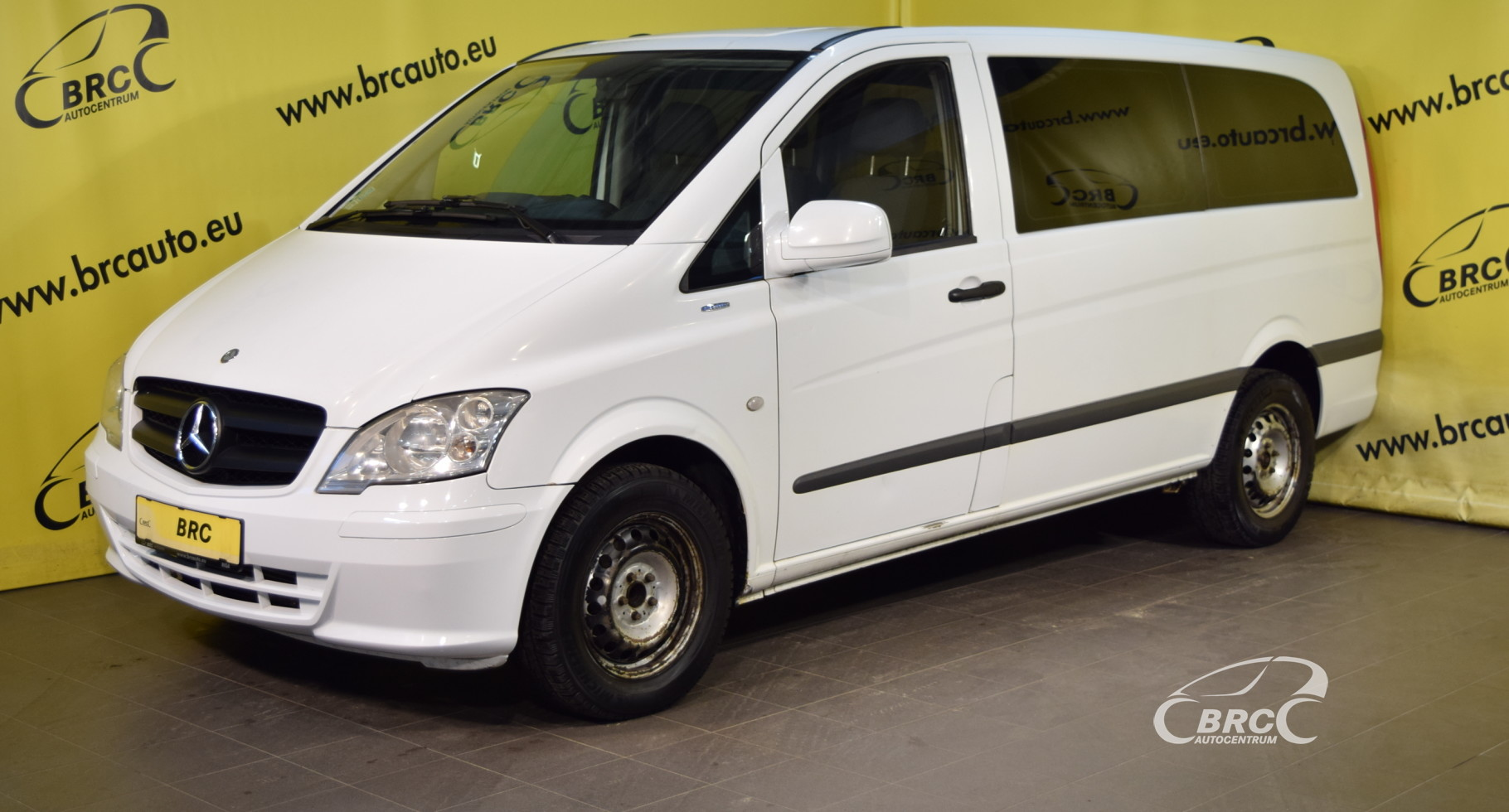Mercedes-Benz Vito 110 CDi 6 seats