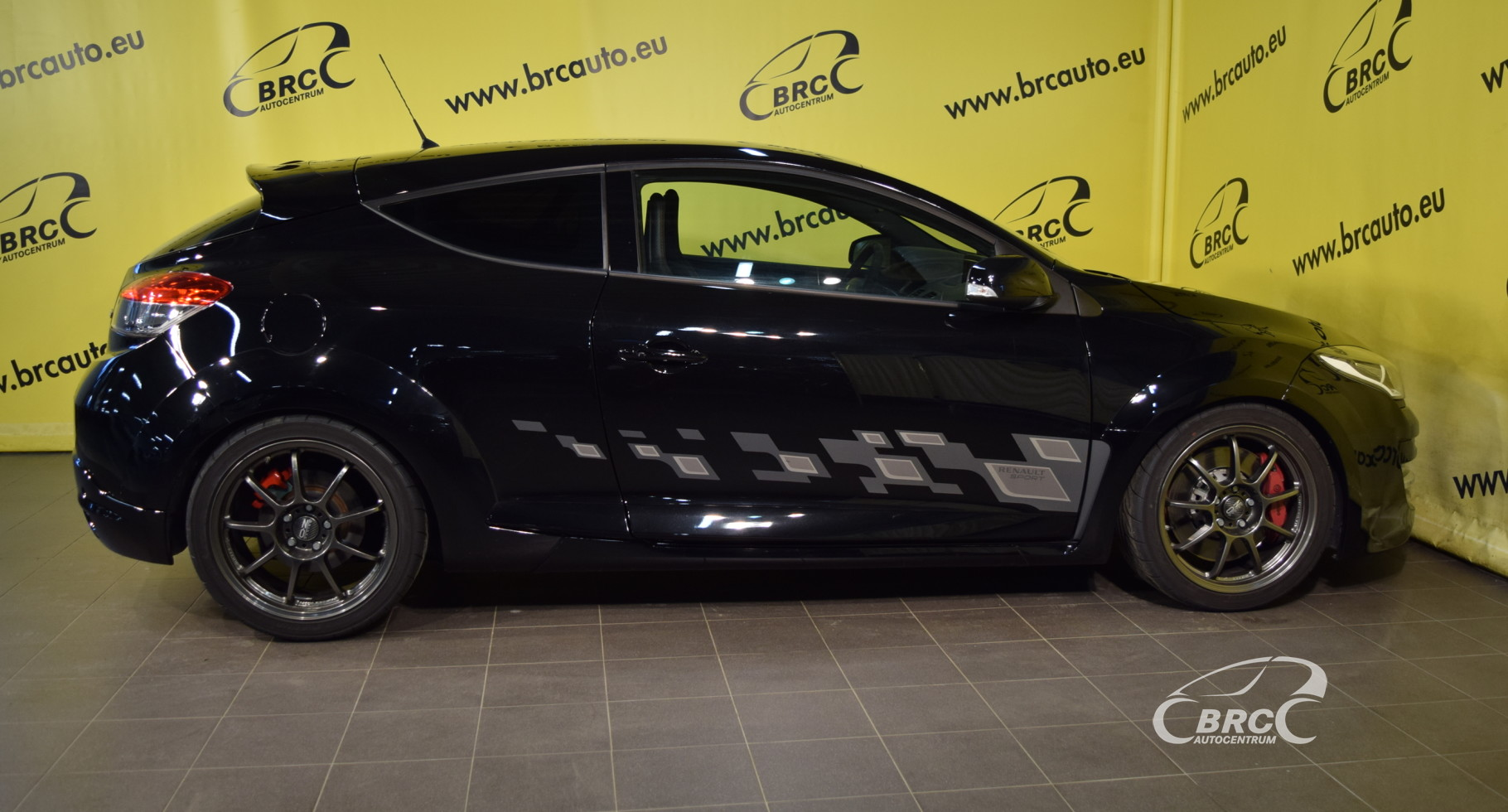 Renault Megane RS Trophy Ringtoy KW, Kirfel, Endless