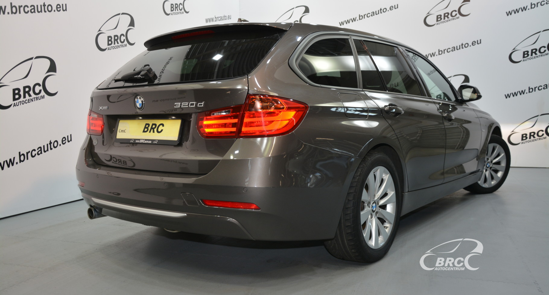 BMW 320 d Turing x-Drive Modern Individual  Automatas