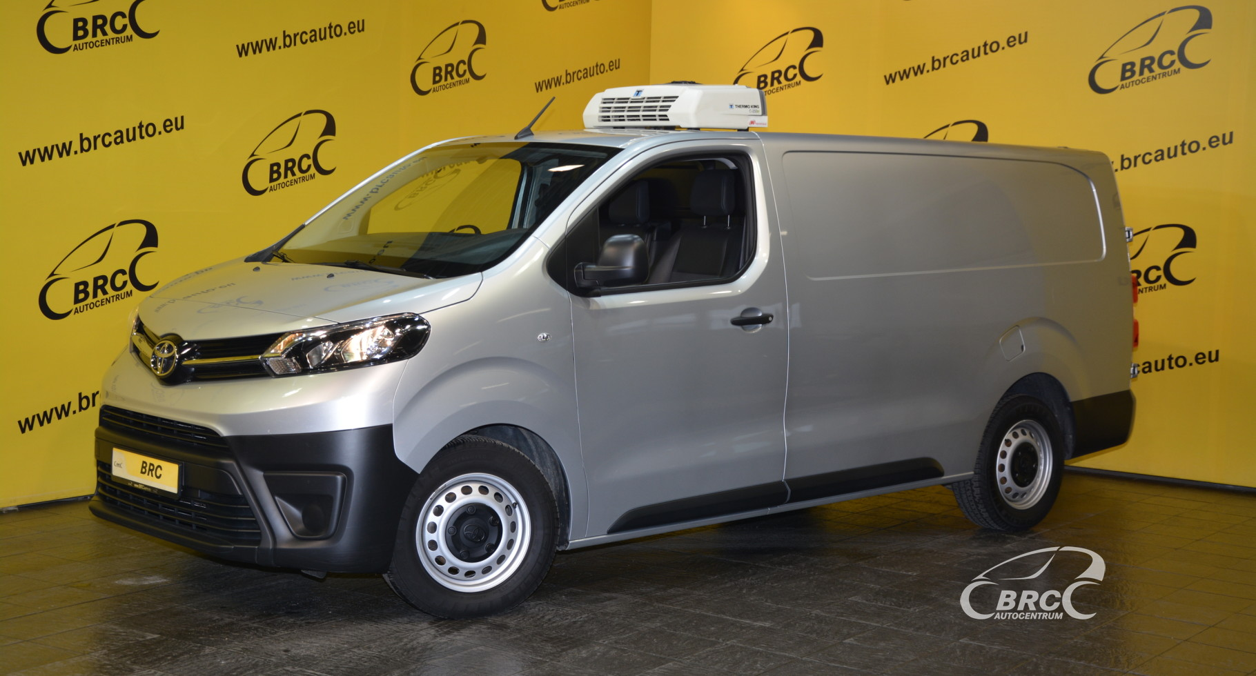 Toyota Proace 2.0dCi TermoKing