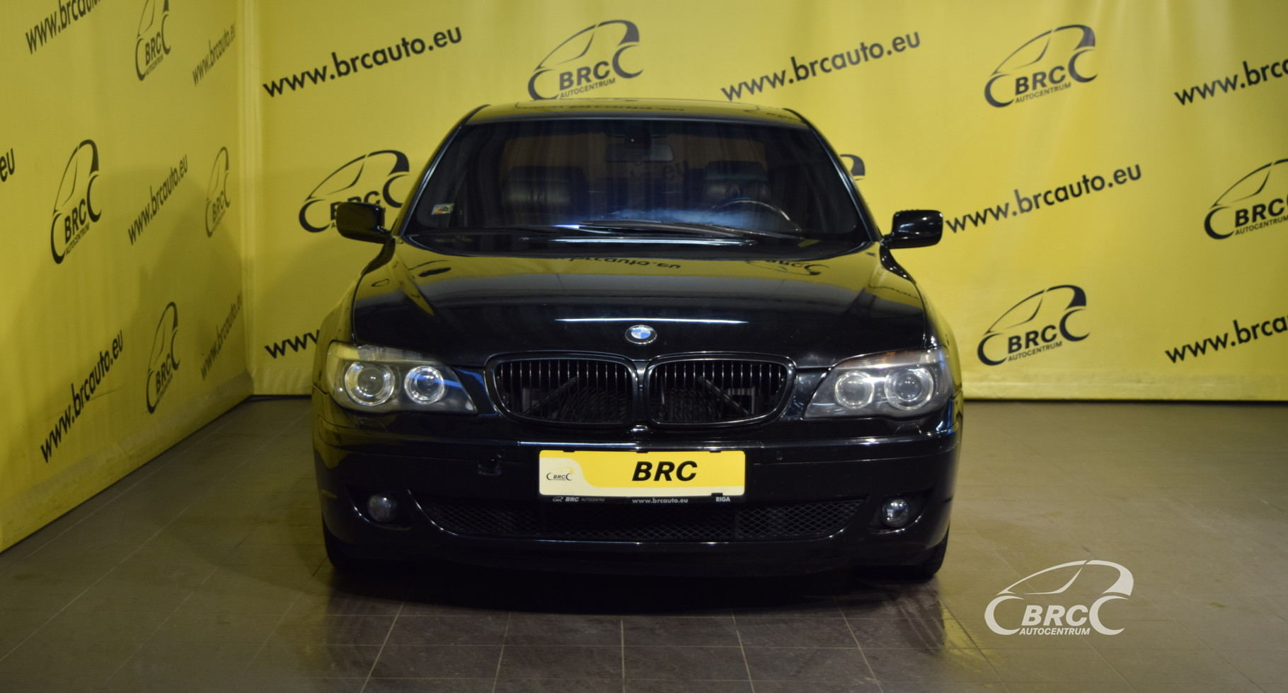 BMW 745 D