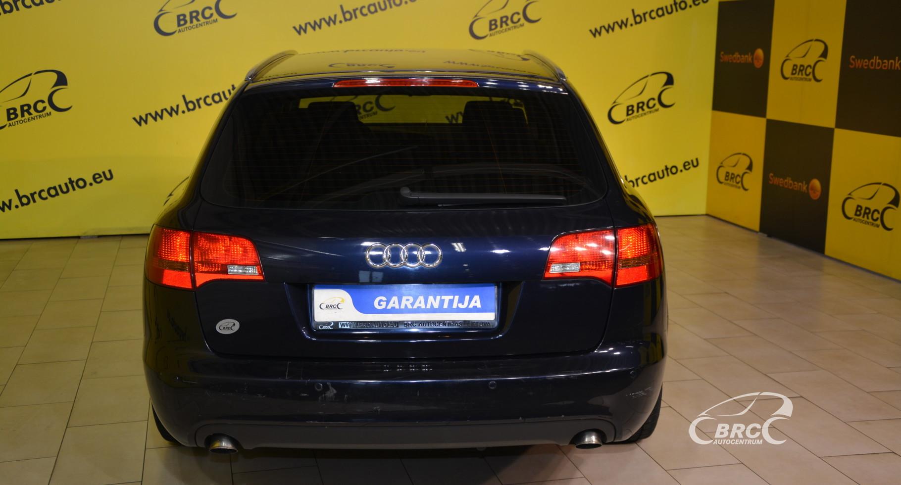 Audi A6 3.0 TDI Quattro Ambiente Automatas