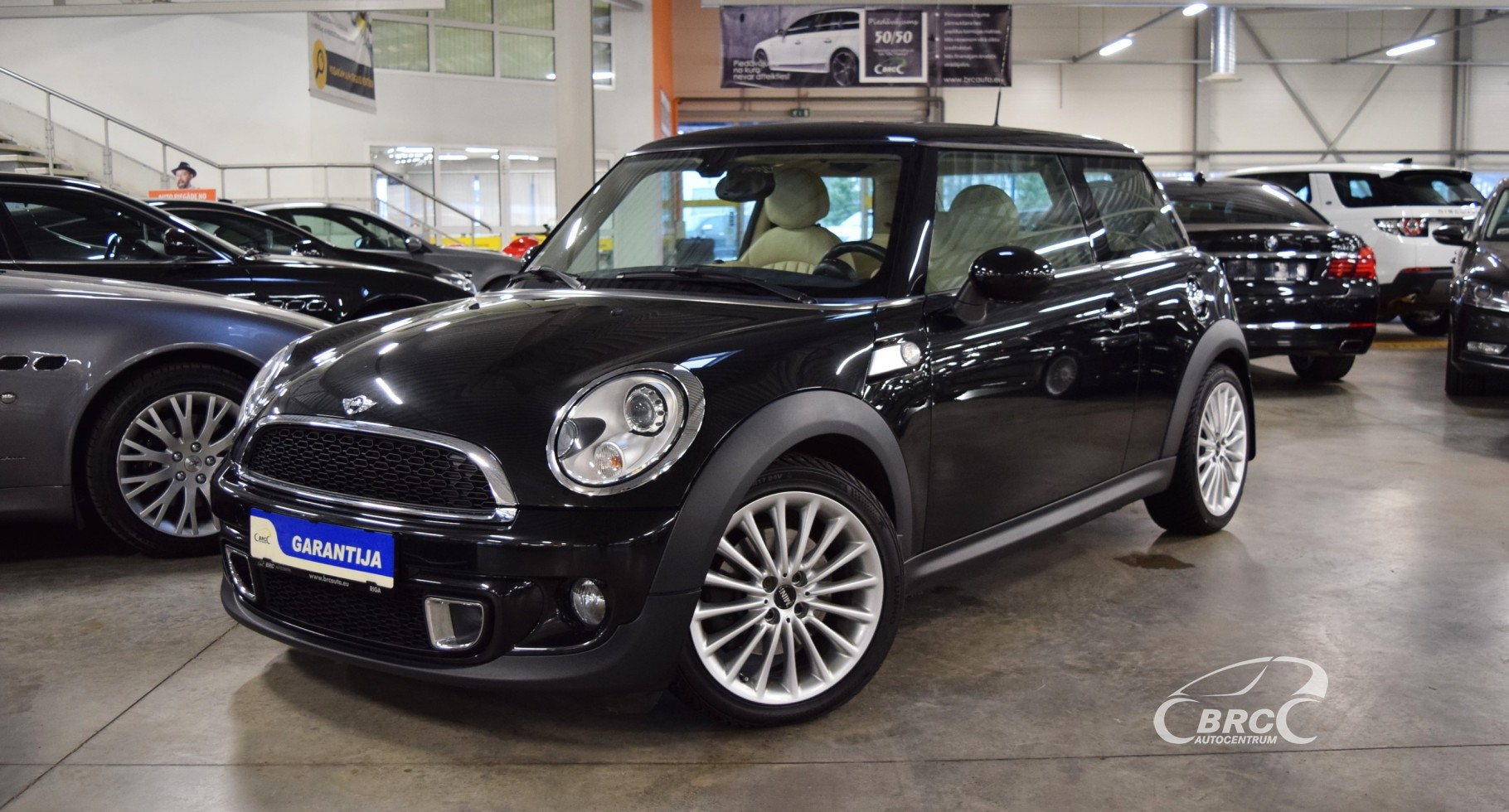 Mini Cooper S Goodwood 1 of 1000