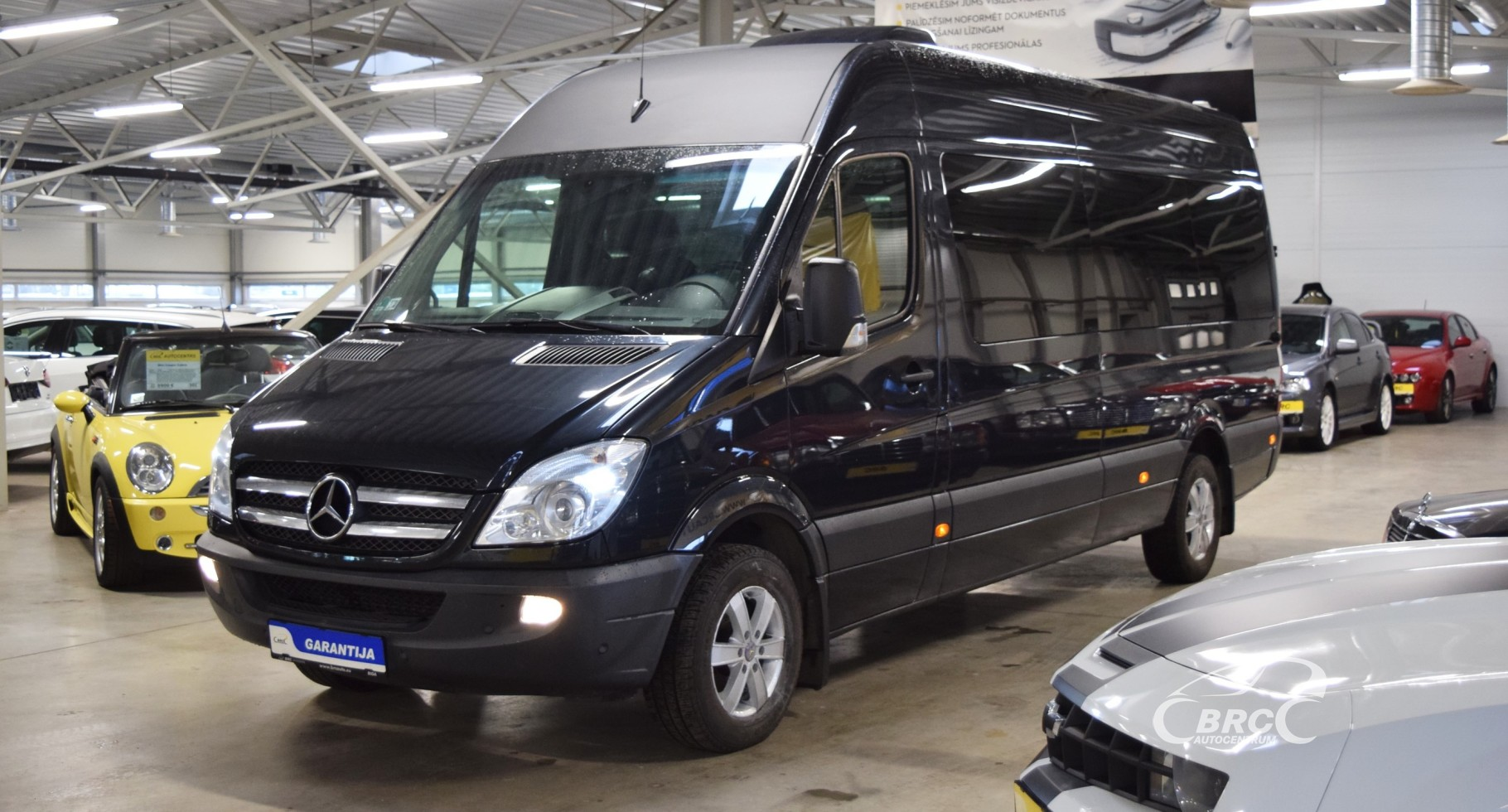Mercedes-Benz Sprinter Maxi 8+1