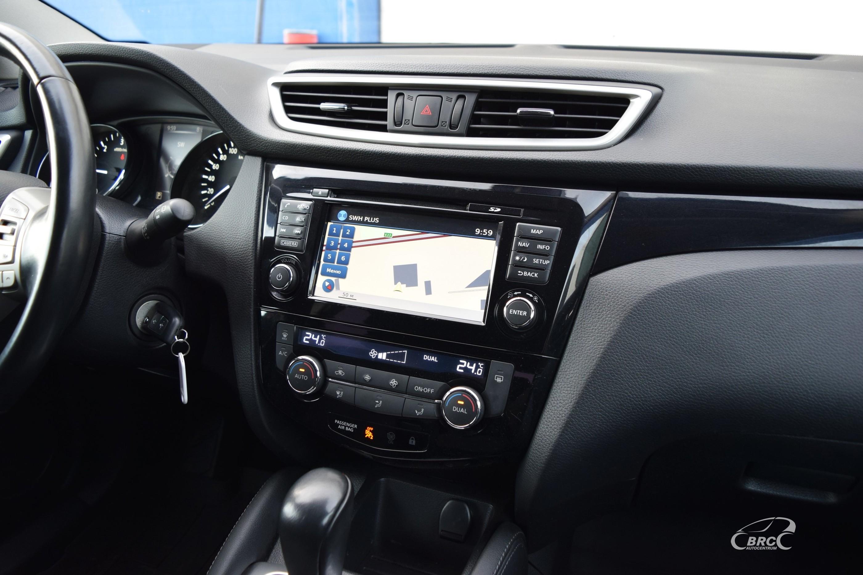 Nissan Qashqai PureDrive dci