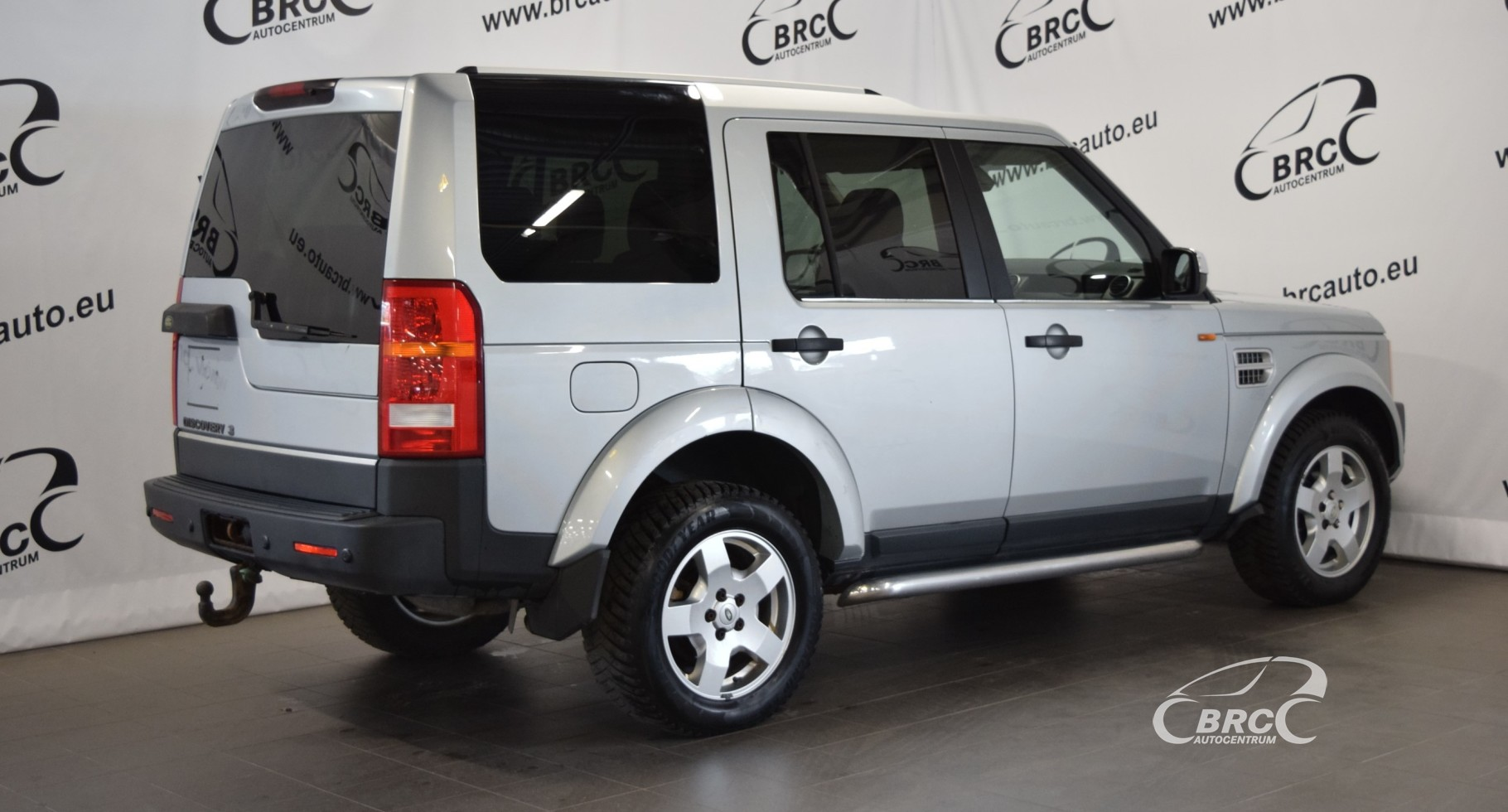 Land-Rover Discovery 3 TDV6 HSE