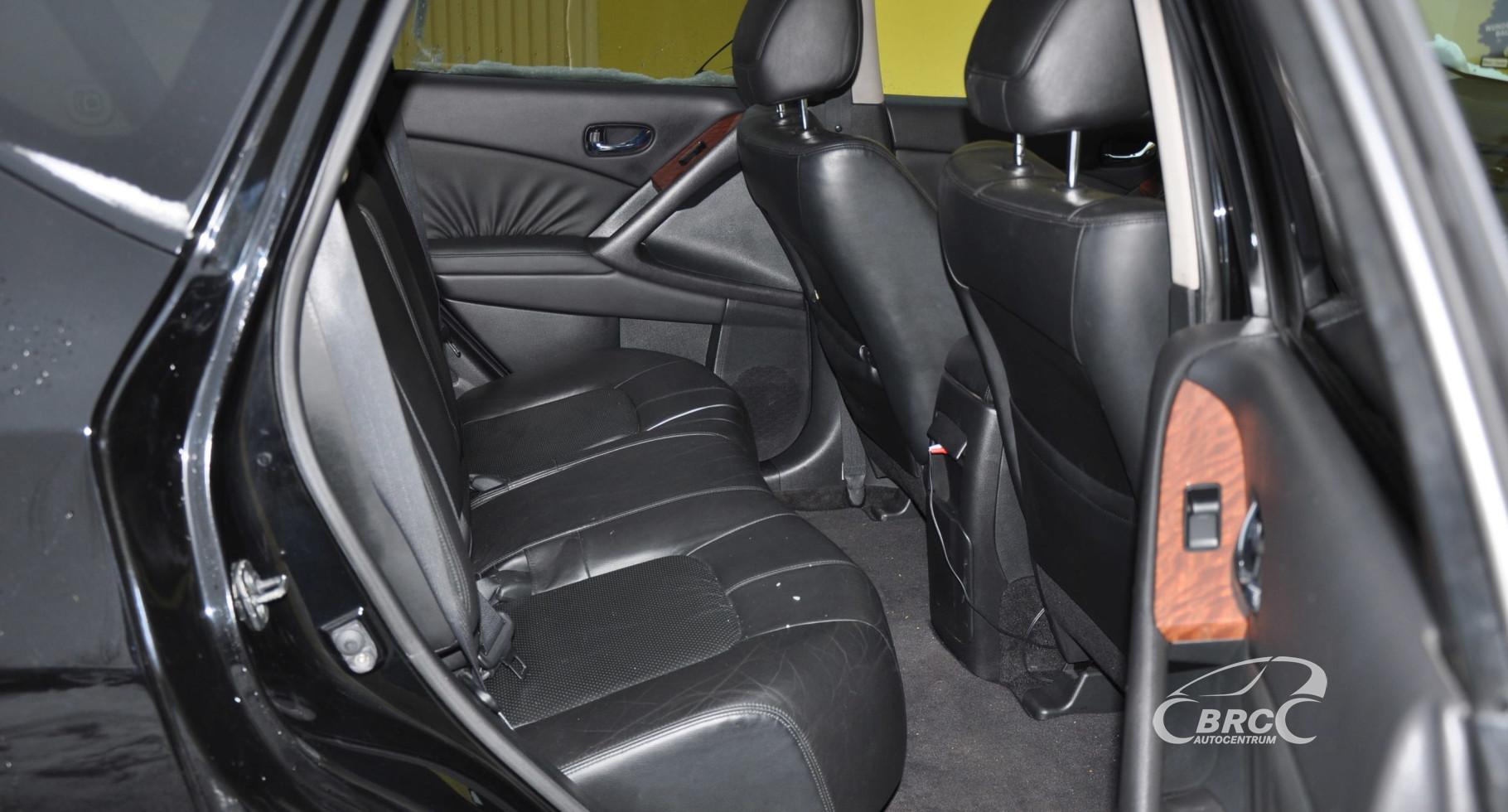 Nissan Murano 3.5 V6 4WD Automatas